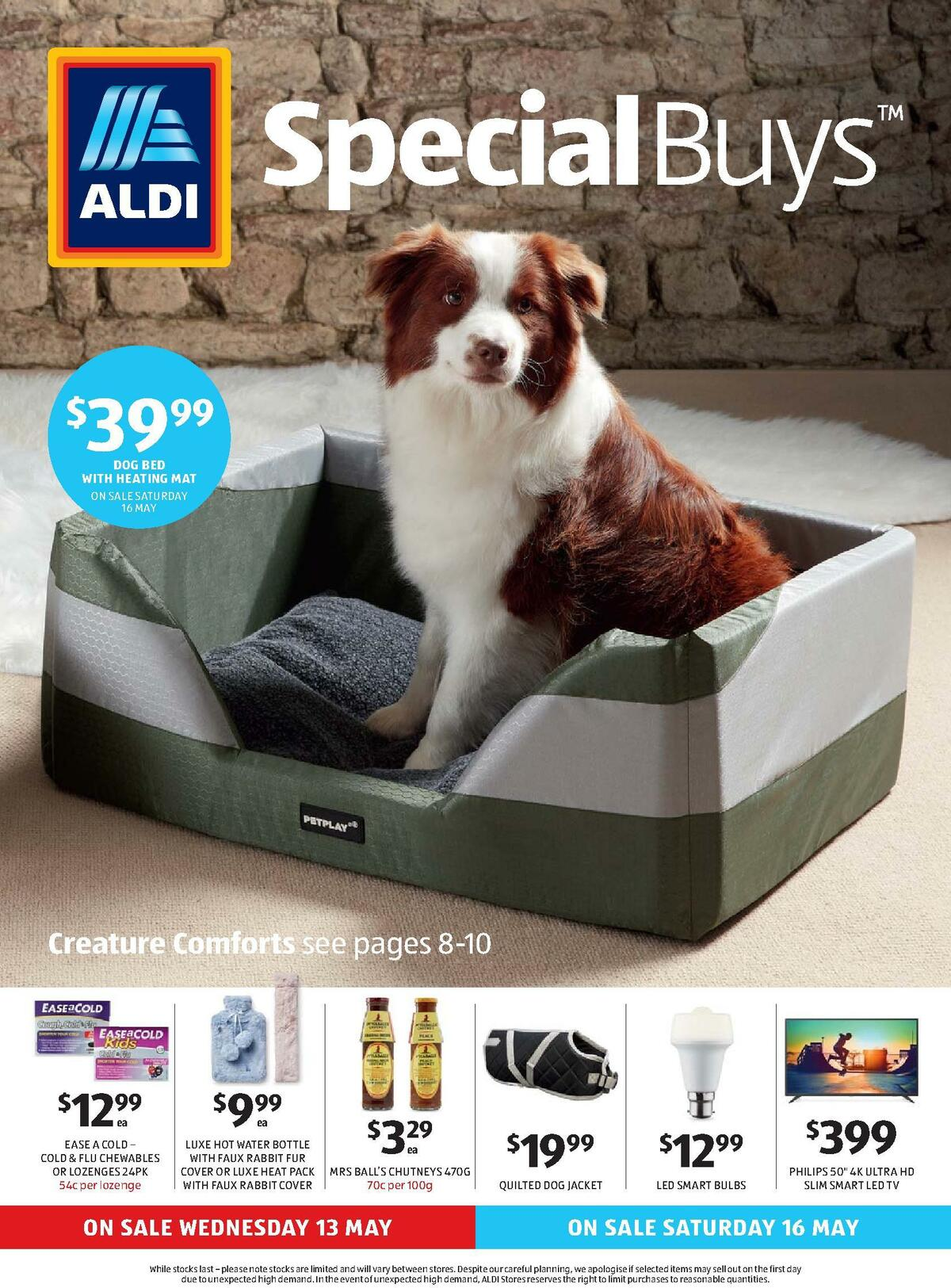 ALDI Catalogues from May 13