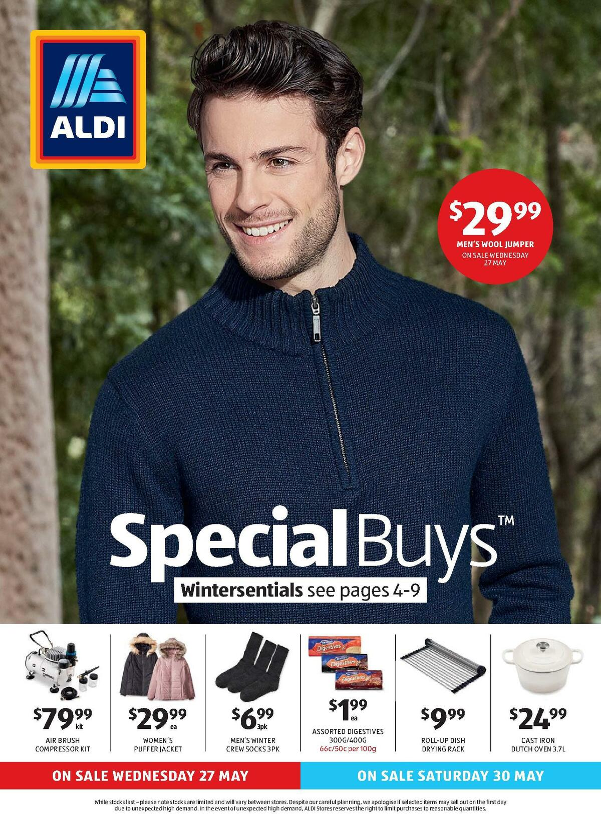 ALDI Catalogues from May 27