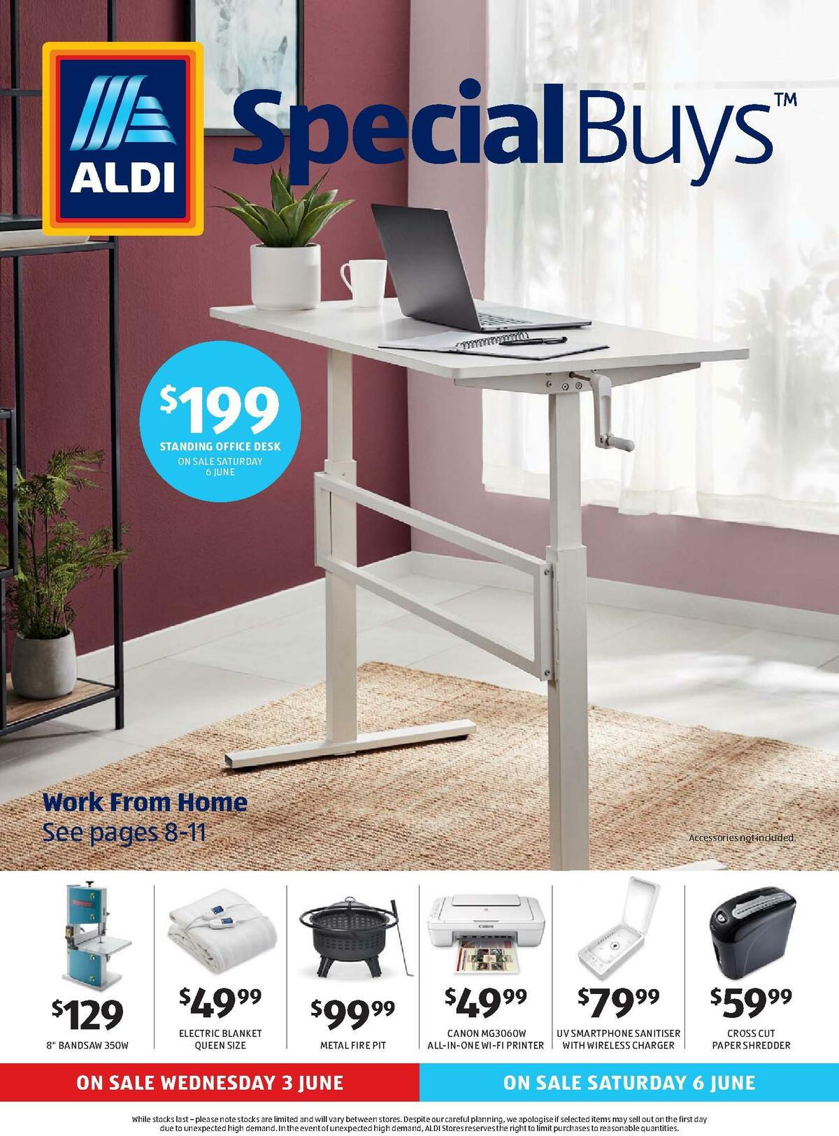 ALDI Catalogues from June 3