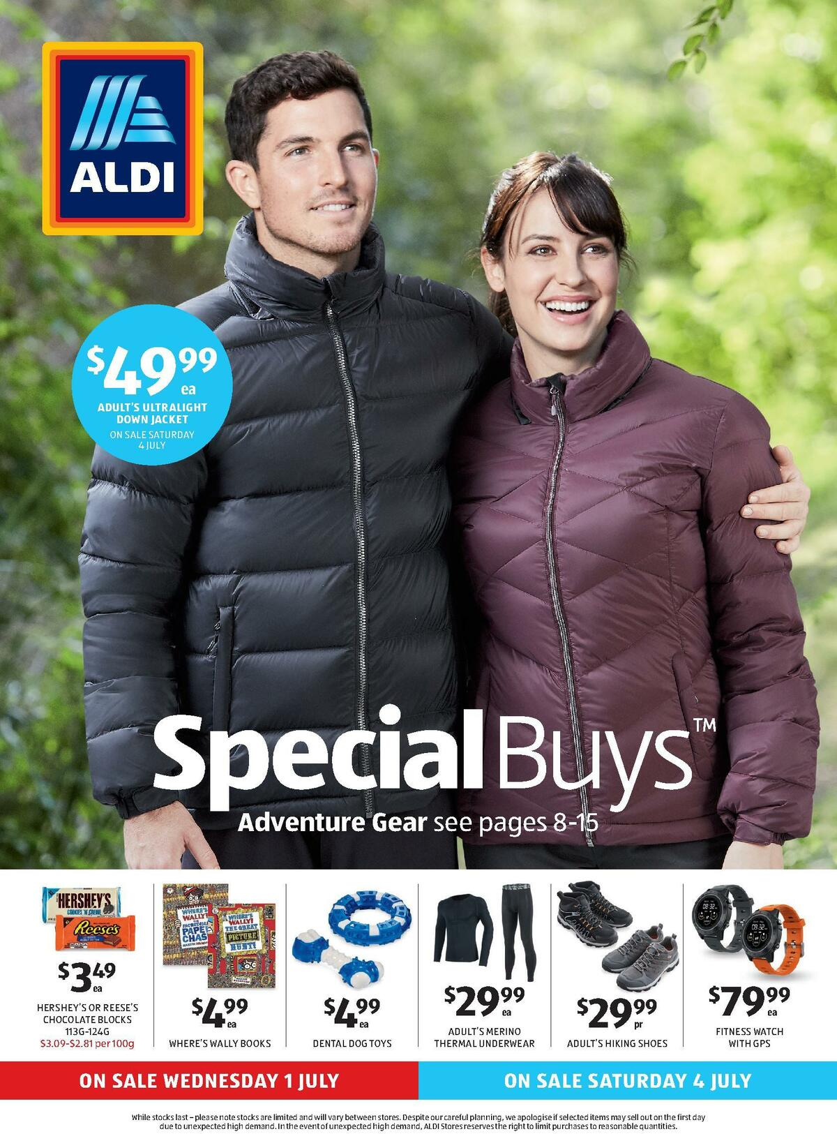 ALDI Catalogues from July 1