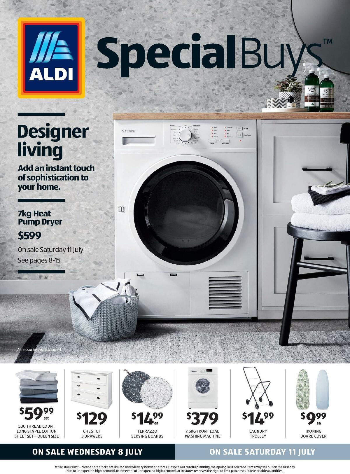 ALDI Catalogues from July 8