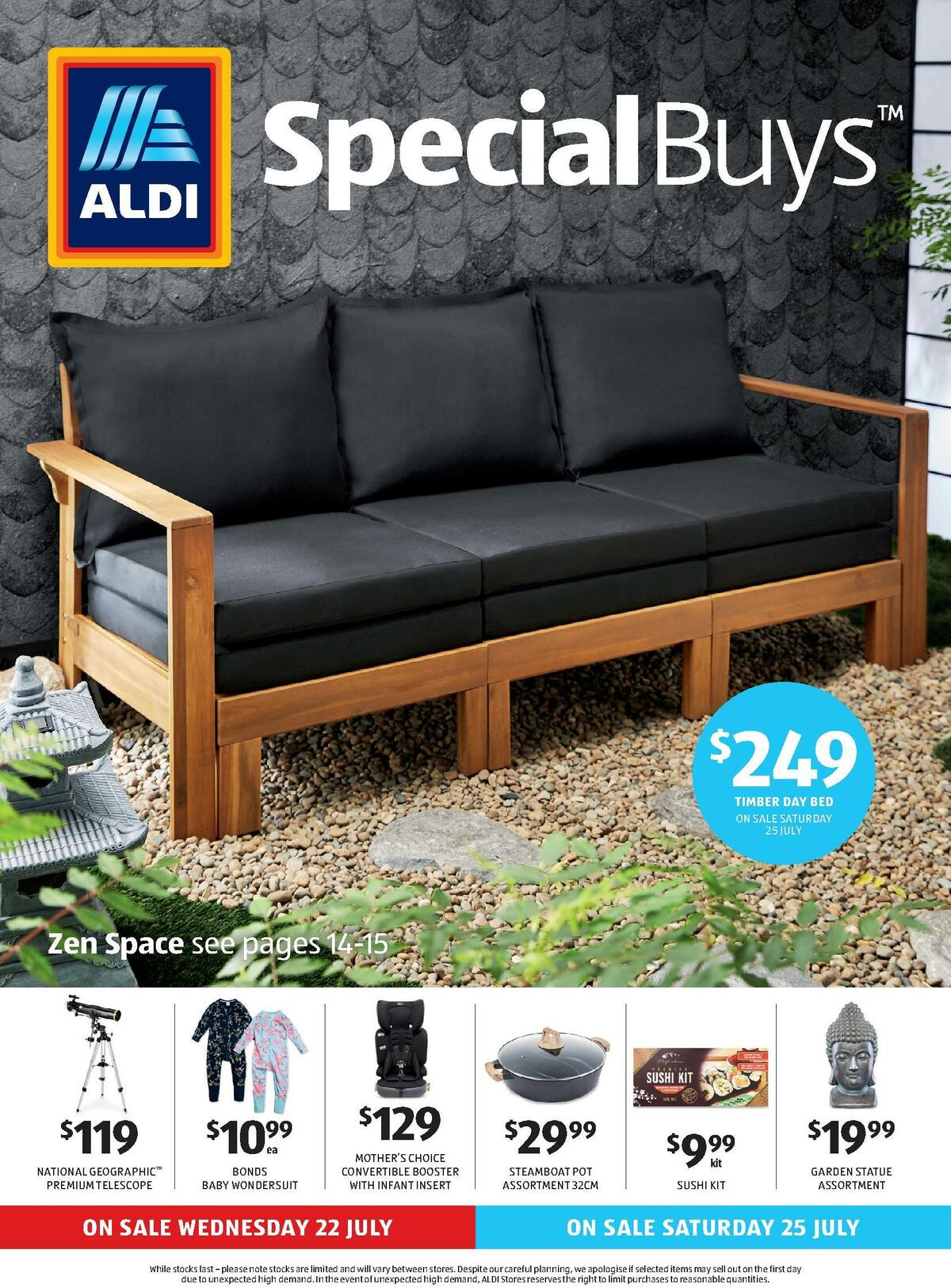 ALDI Catalogues from July 22
