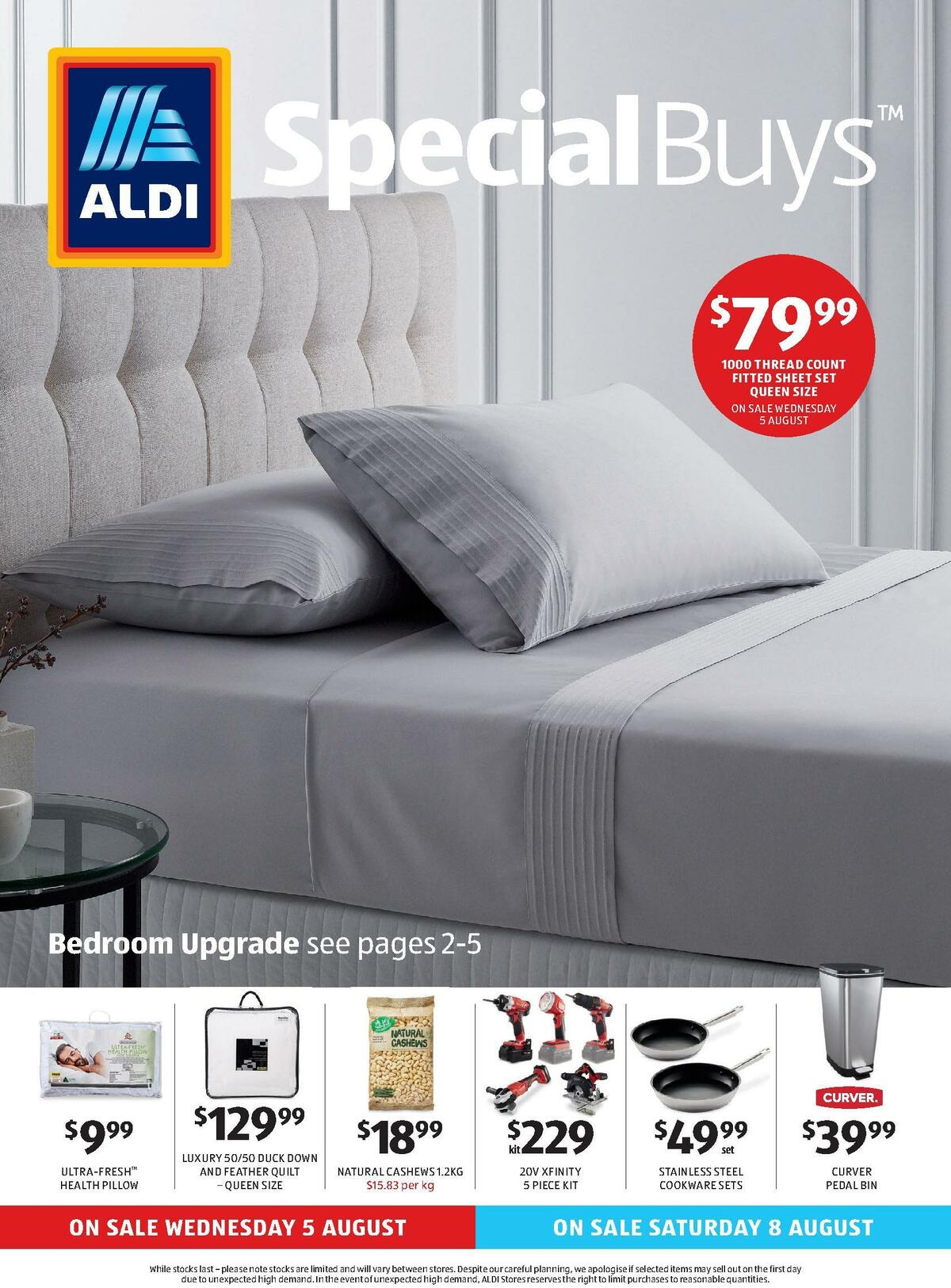 ALDI Catalogues from August 5