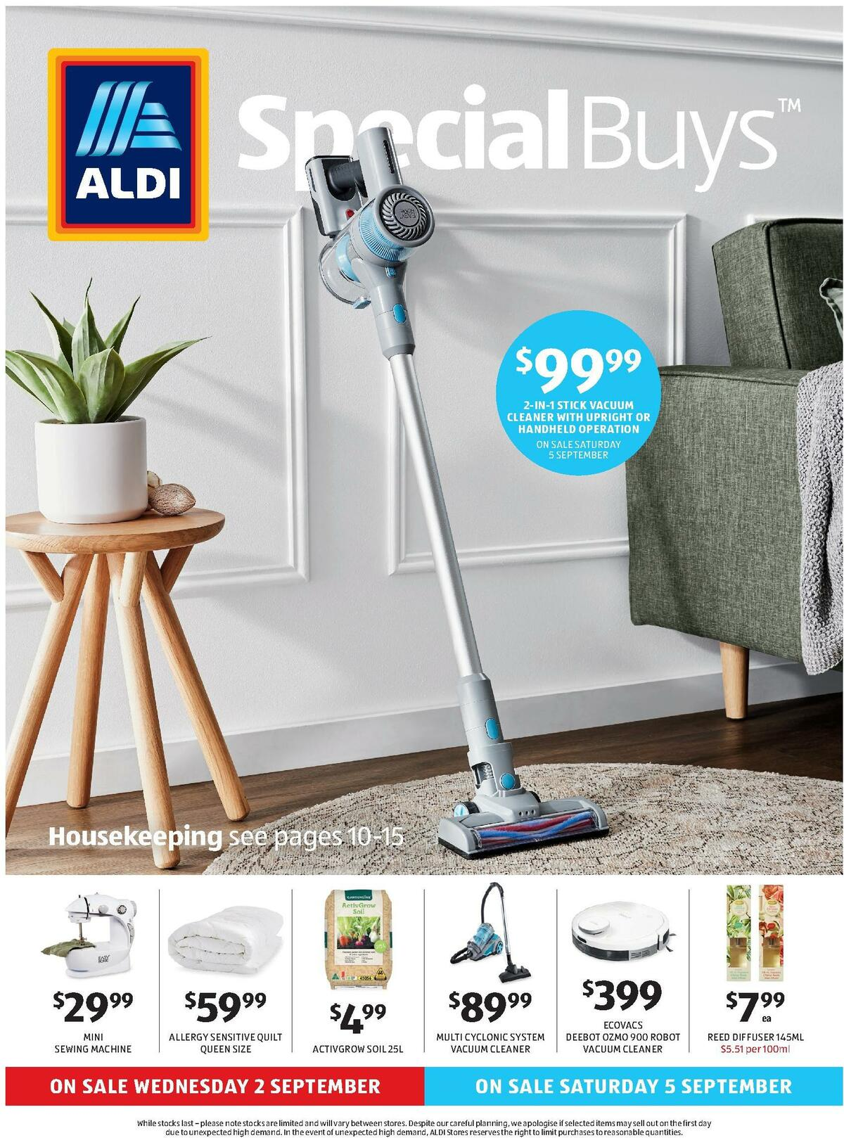 ALDI Catalogues from September 2