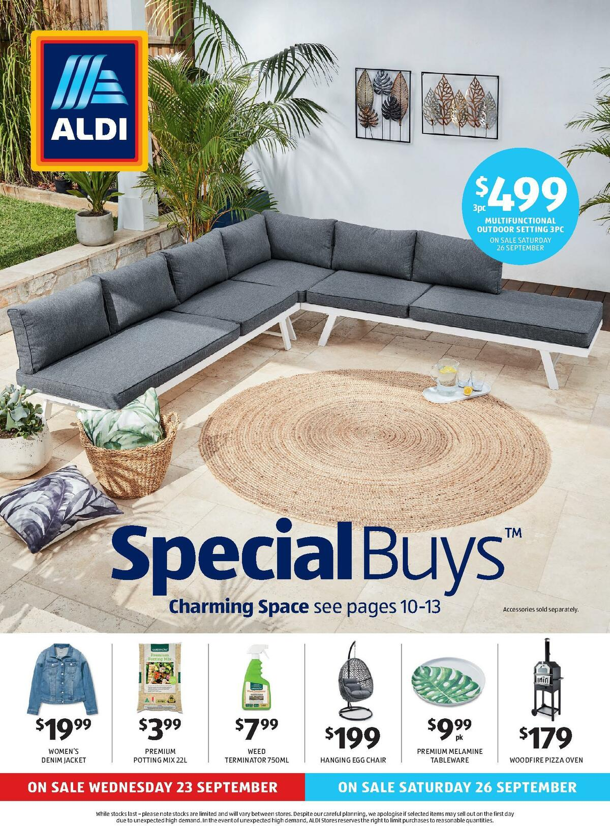 ALDI Catalogues from September 23