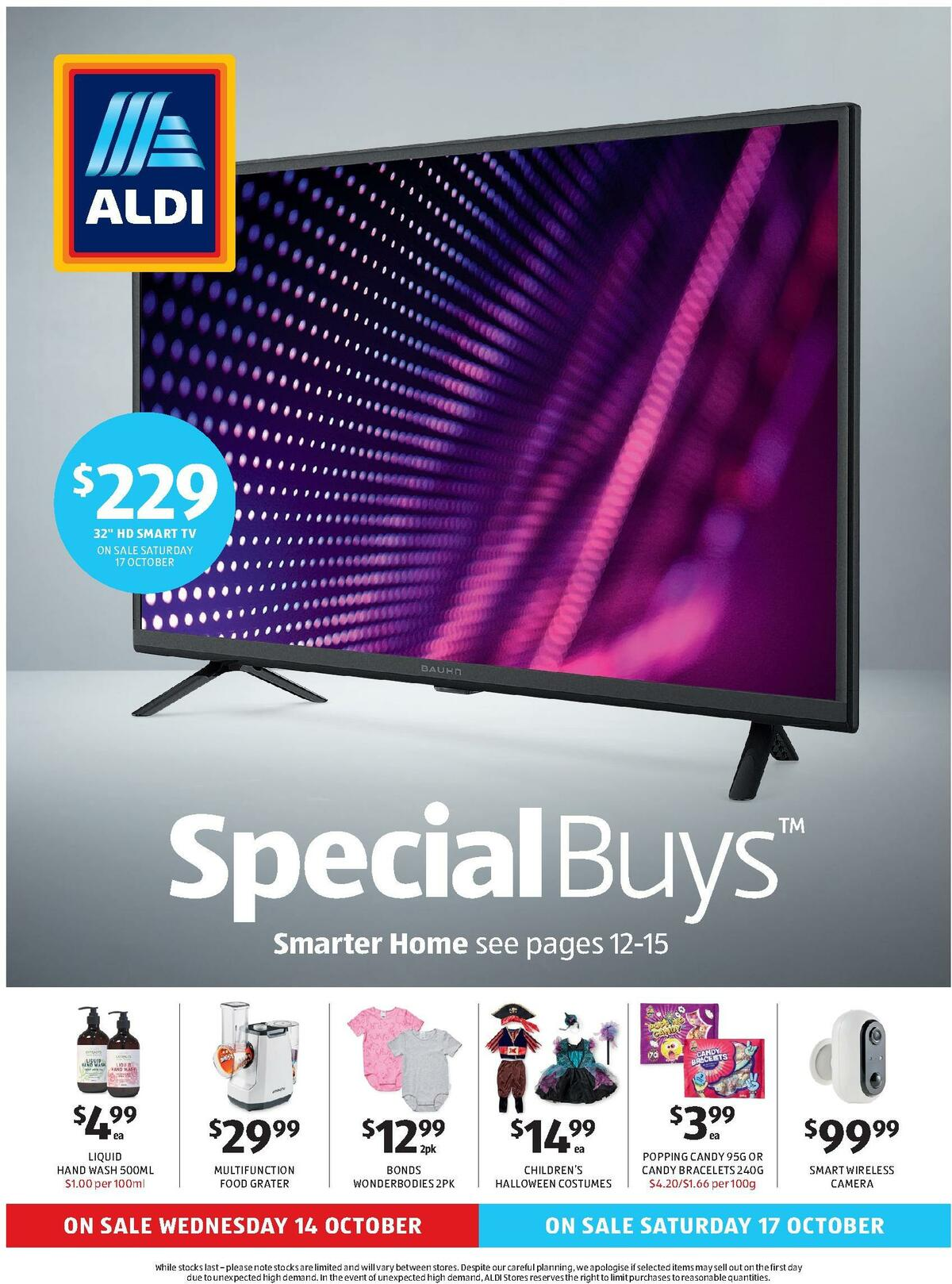 ALDI Catalogues from October 14