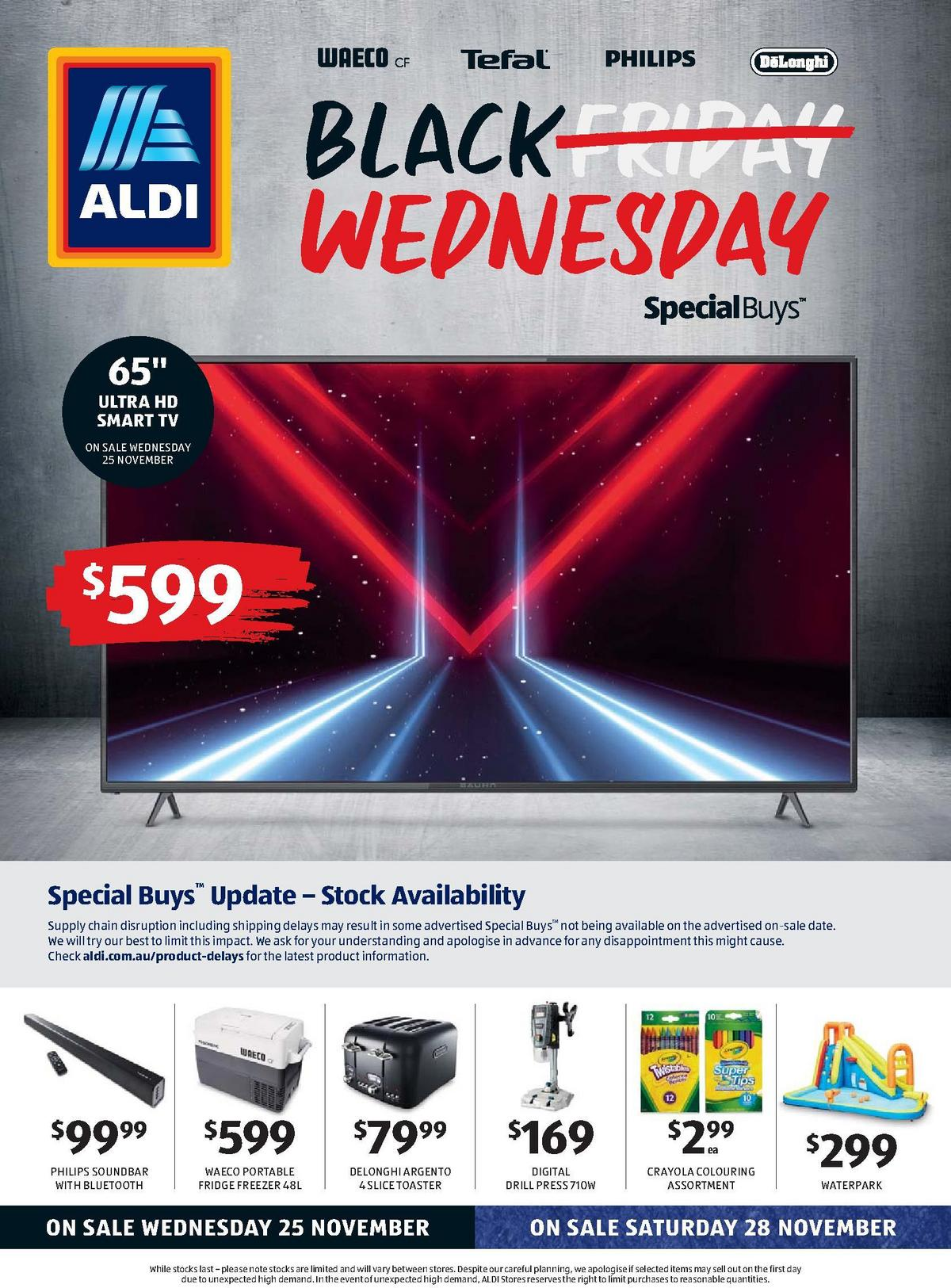 ALDI Catalogues from November 25