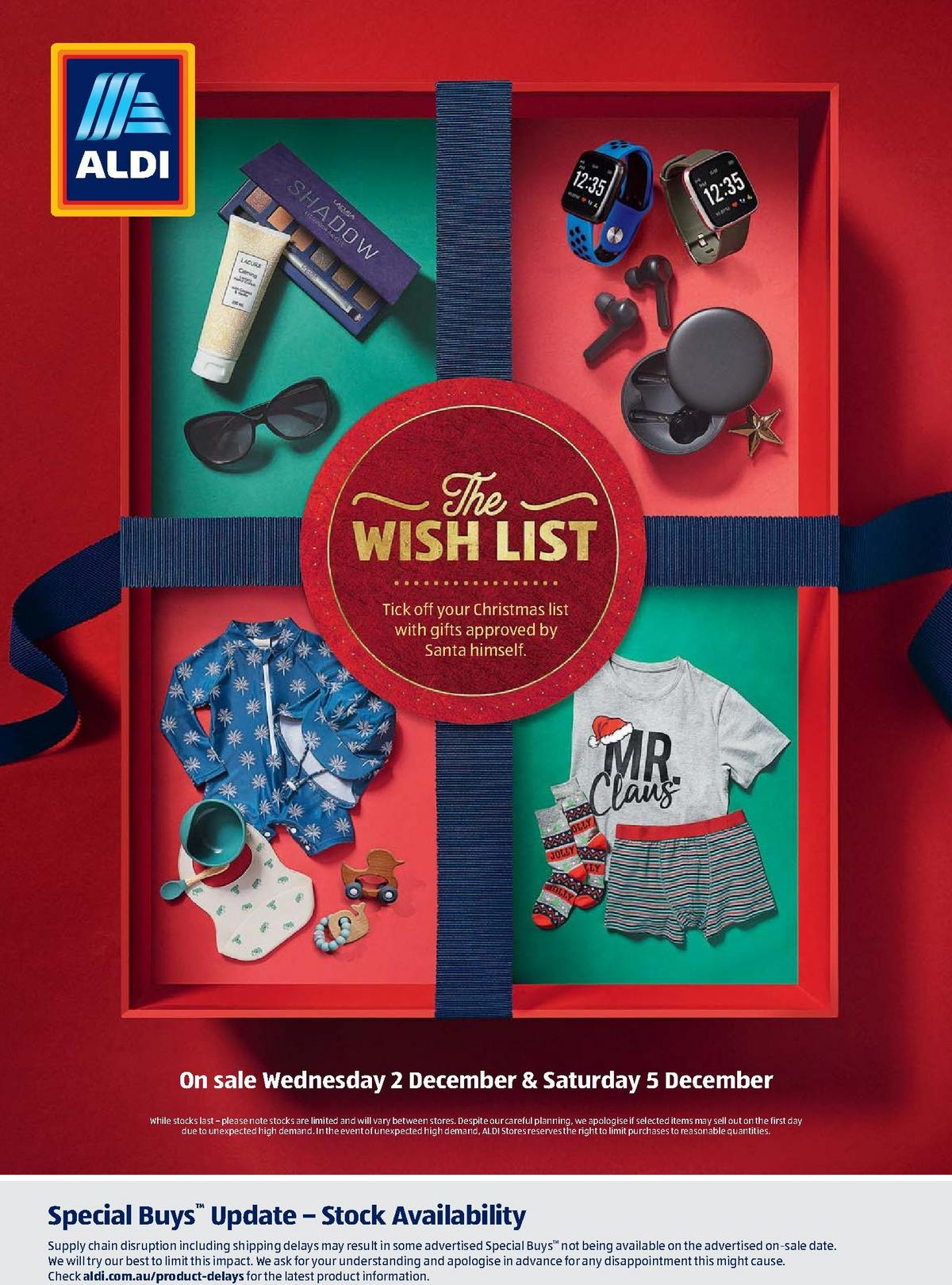 ALDI Catalogues from December 2