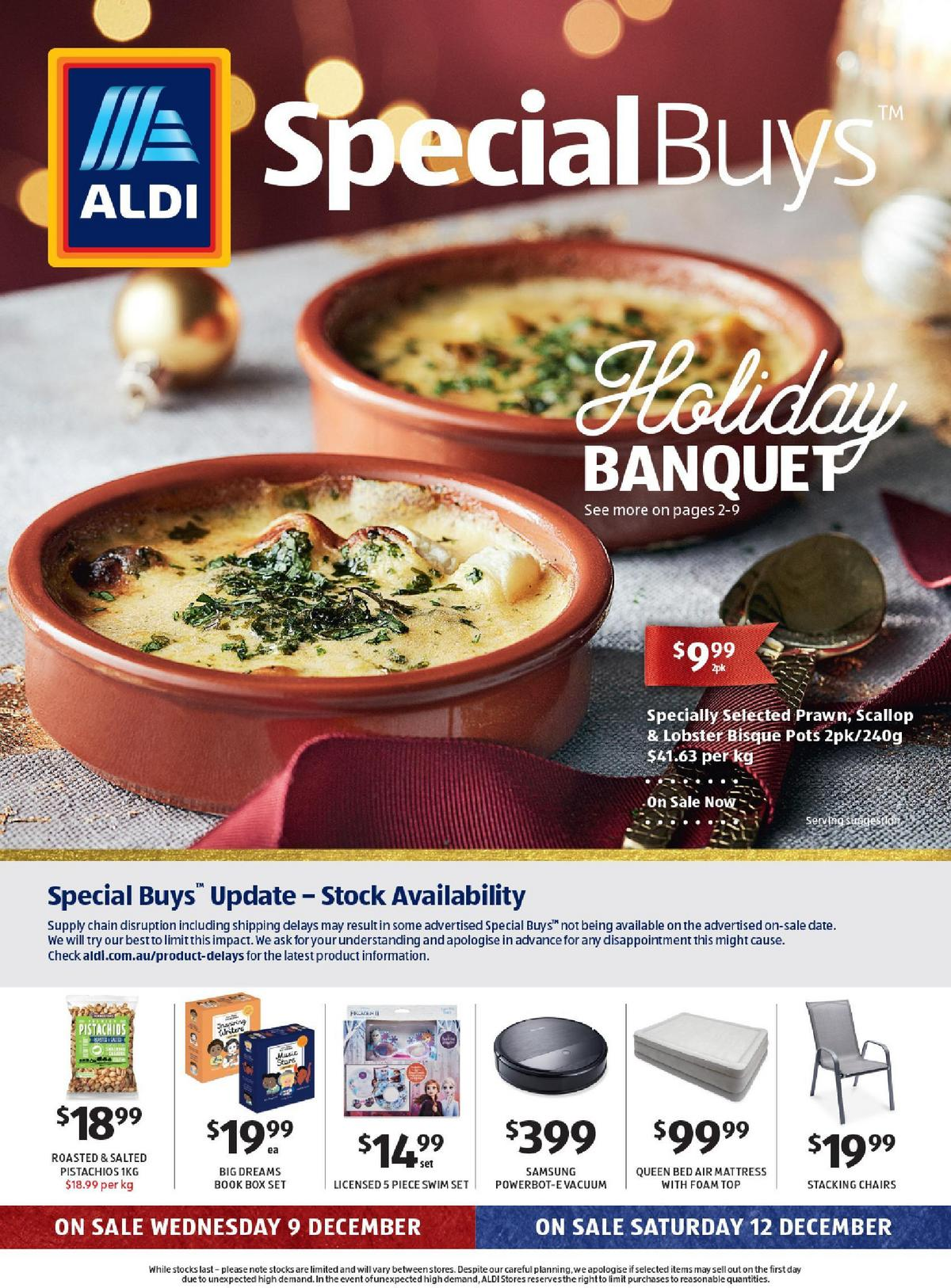 ALDI Catalogues from December 9