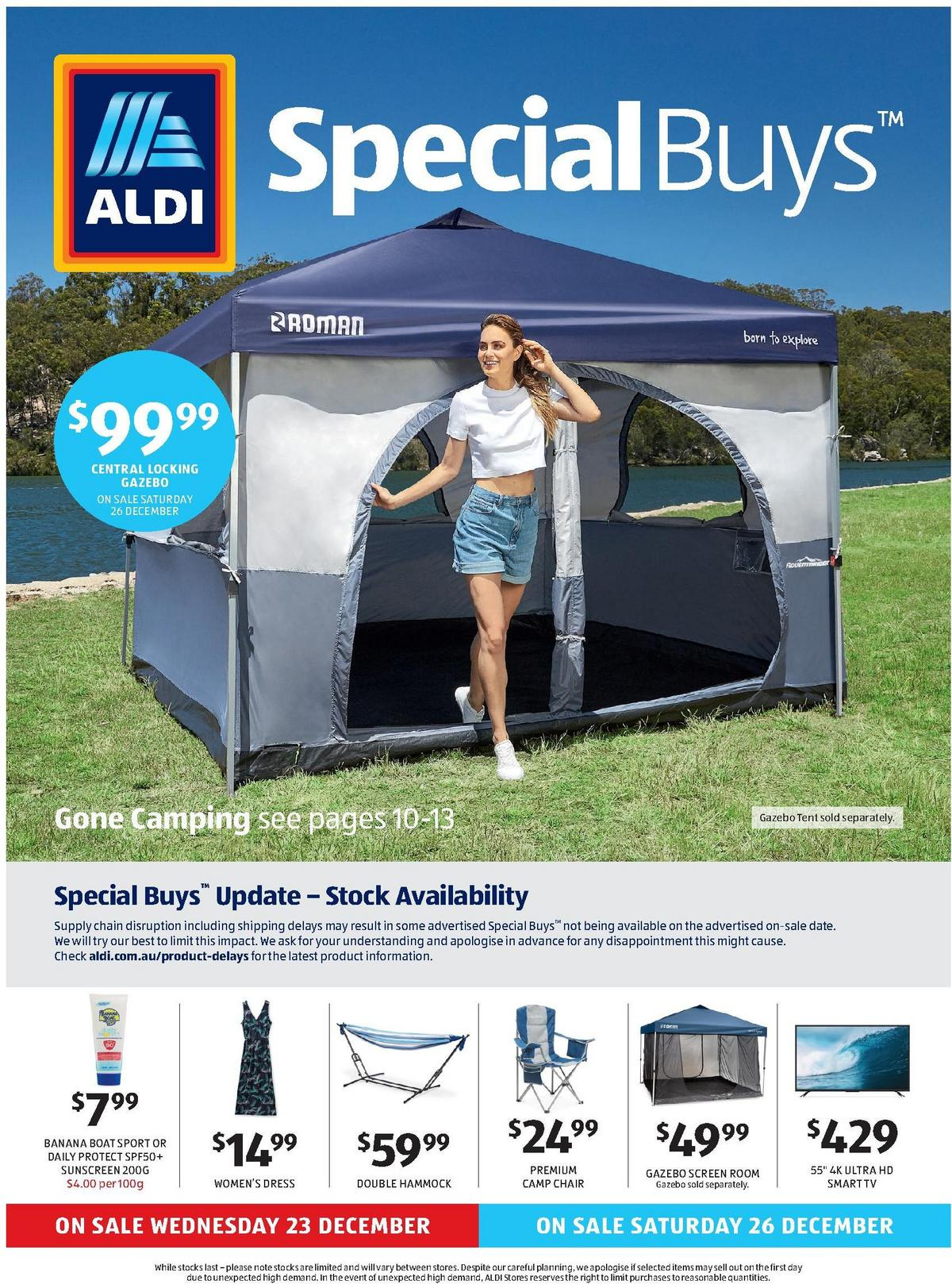 ALDI Catalogues from December 23
