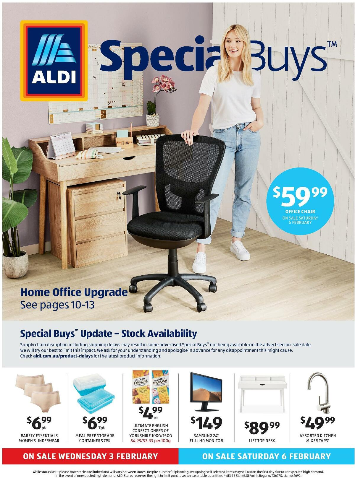 ALDI Catalogues from February 3