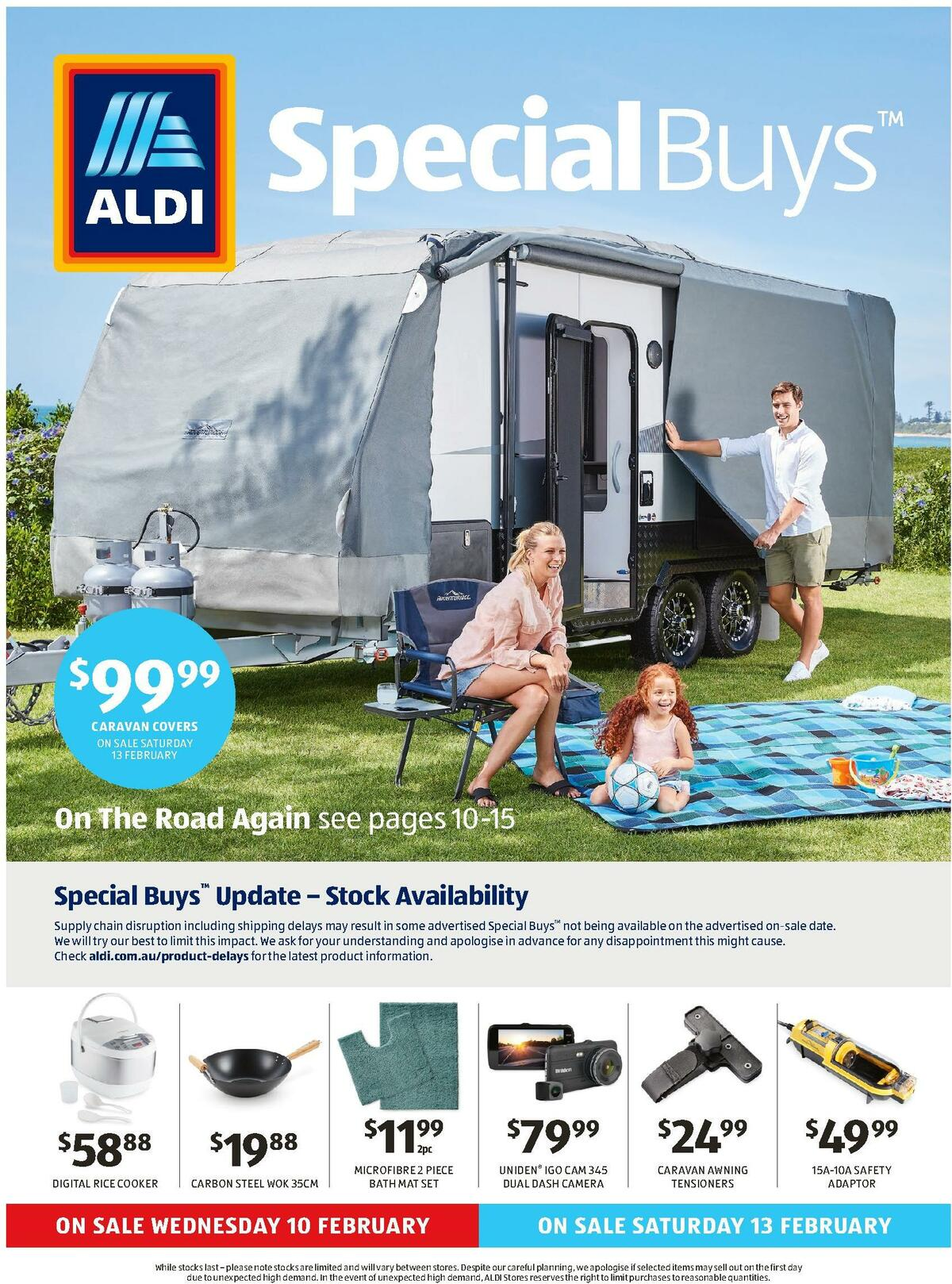 ALDI Catalogues from February 10