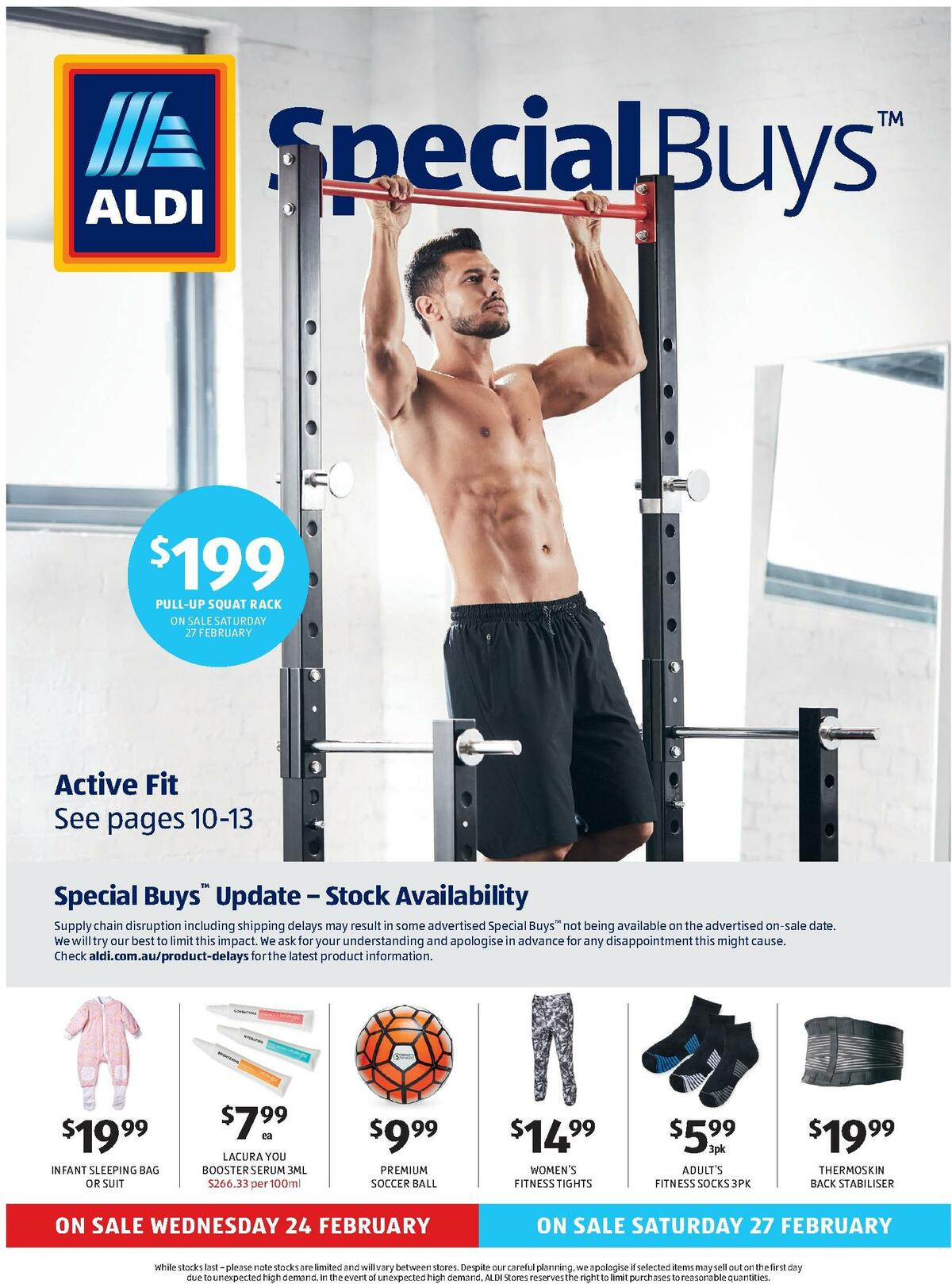 ALDI Catalogues from February 24
