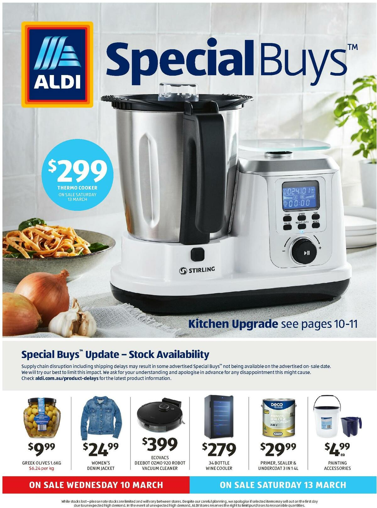 ALDI Catalogues from March 10