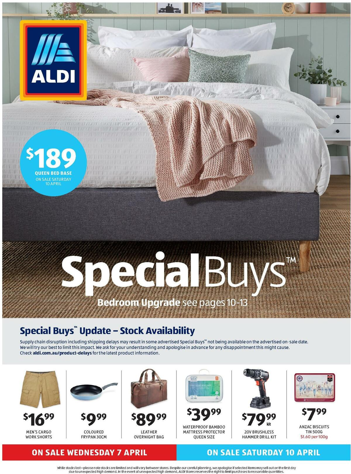 ALDI Catalogues from April 7