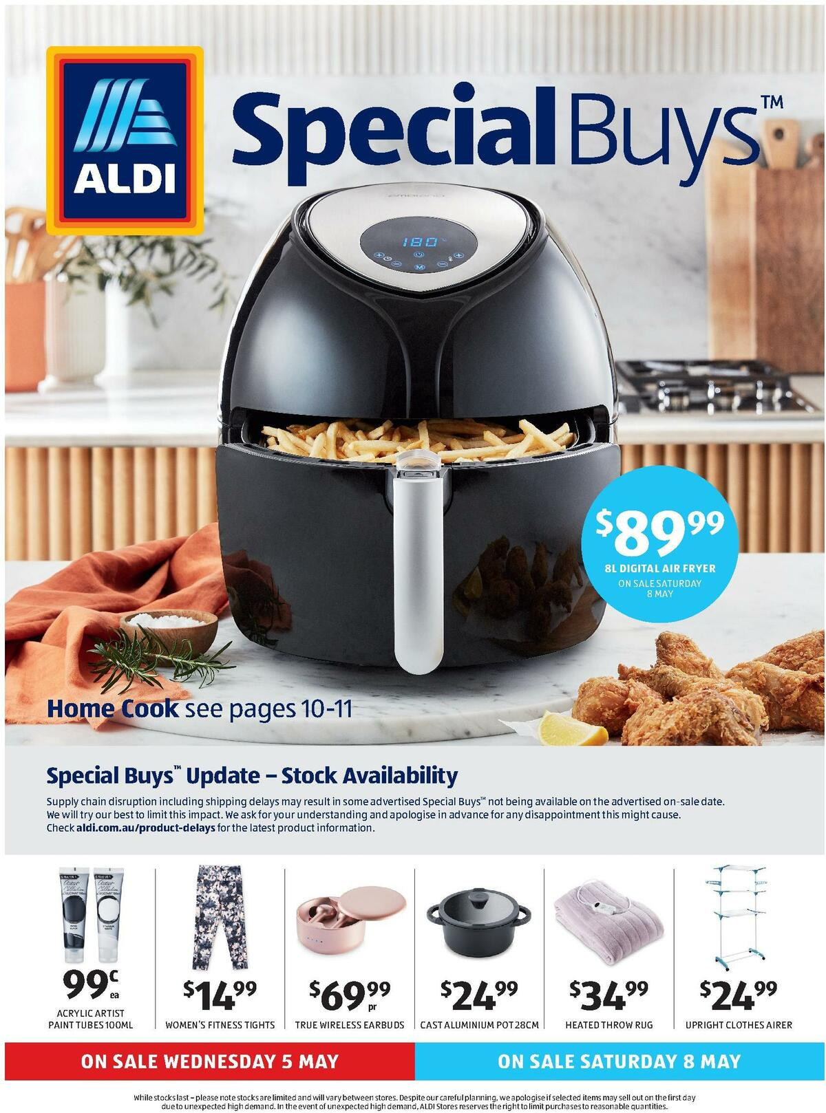 ALDI Catalogues from May 5