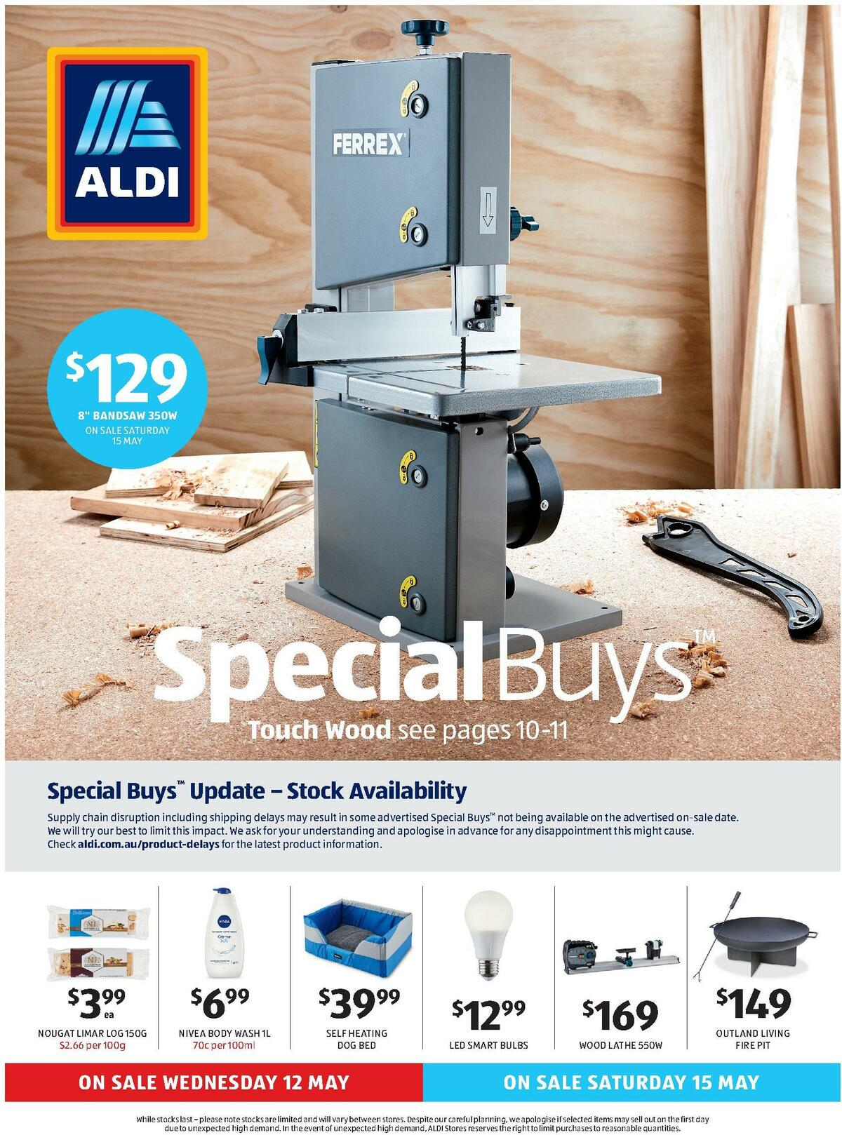 ALDI Catalogues from May 12