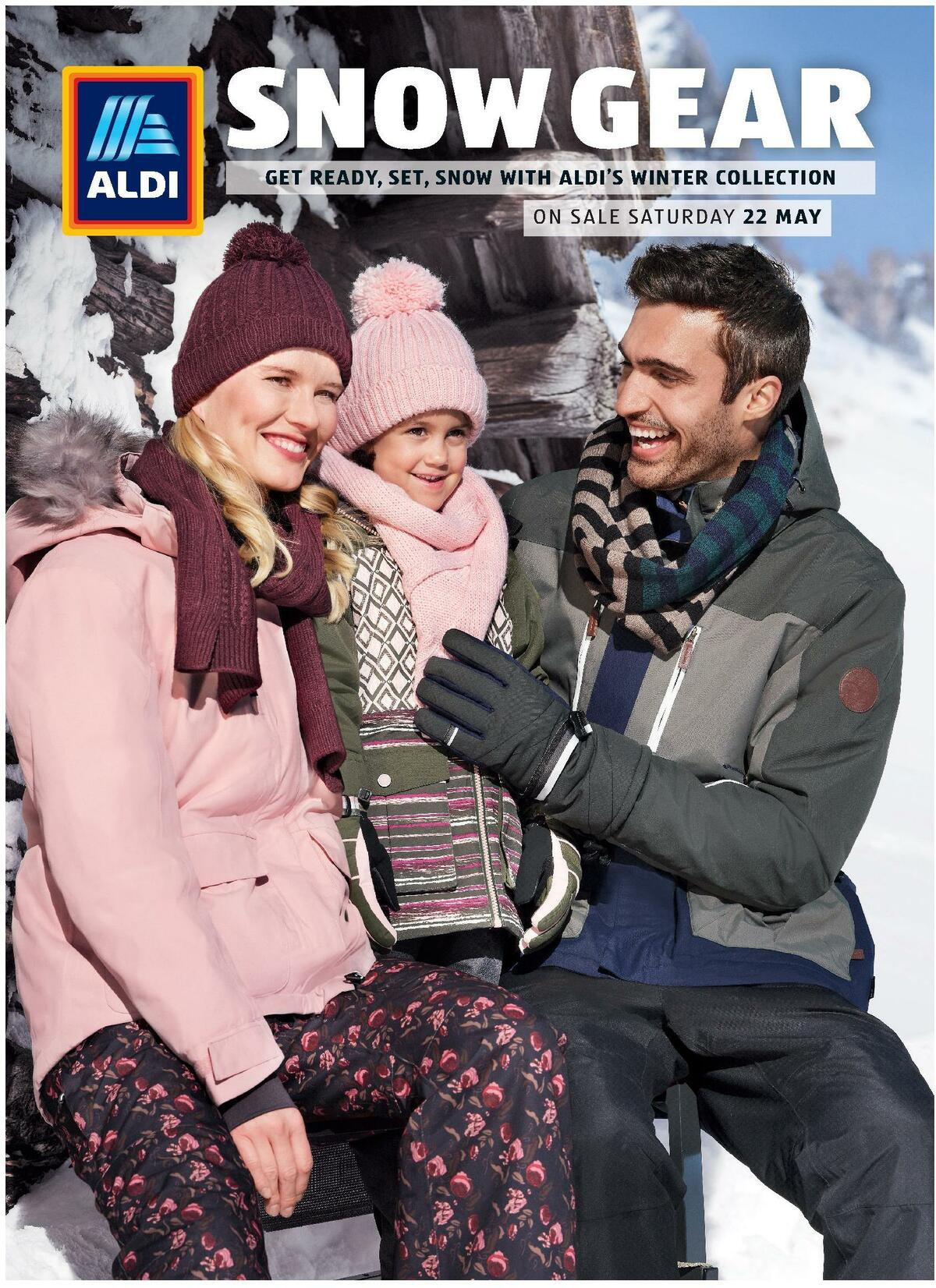ALDI Catalogues from May 19
