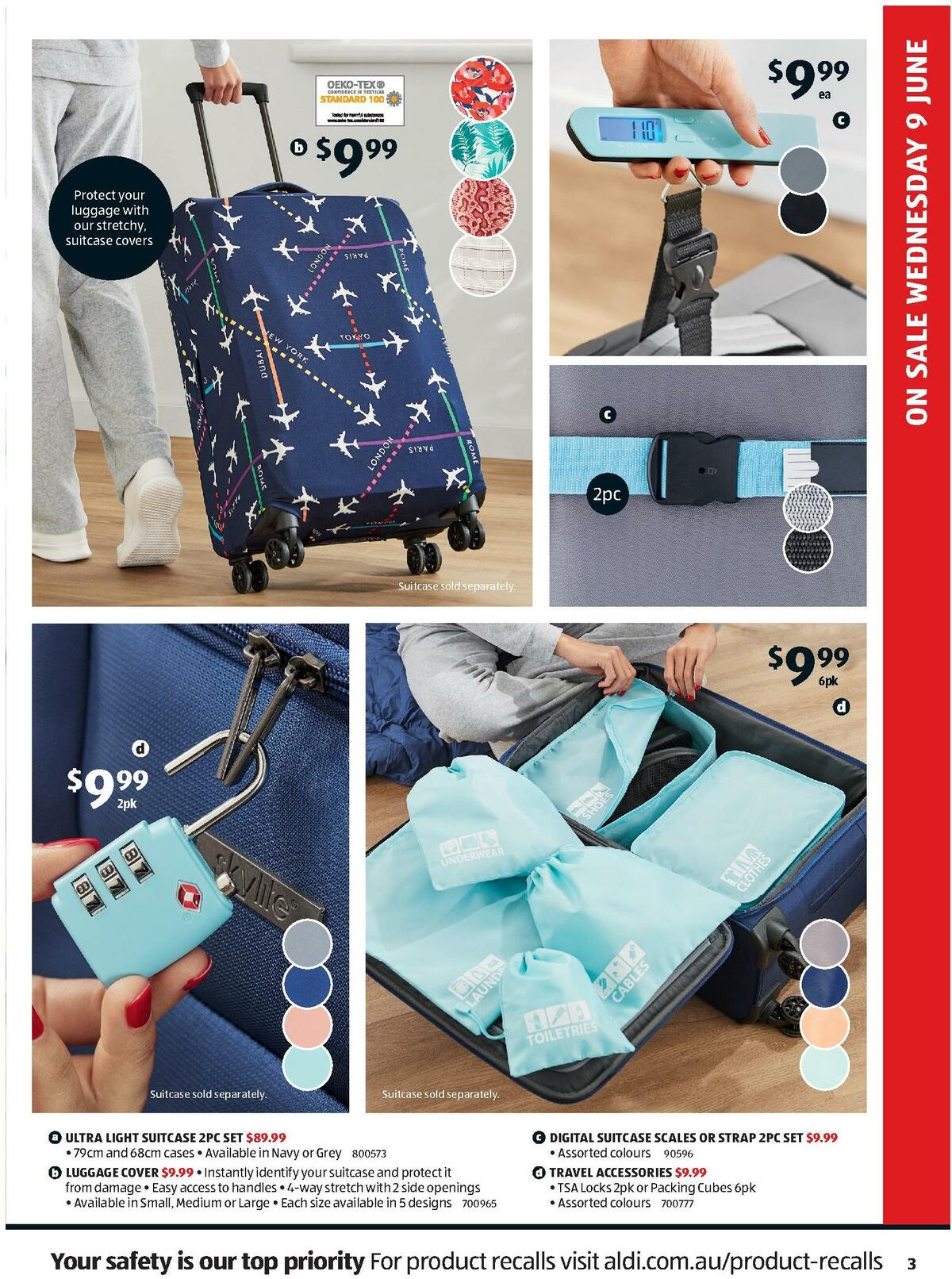 ALDI Catalogues from June 9
