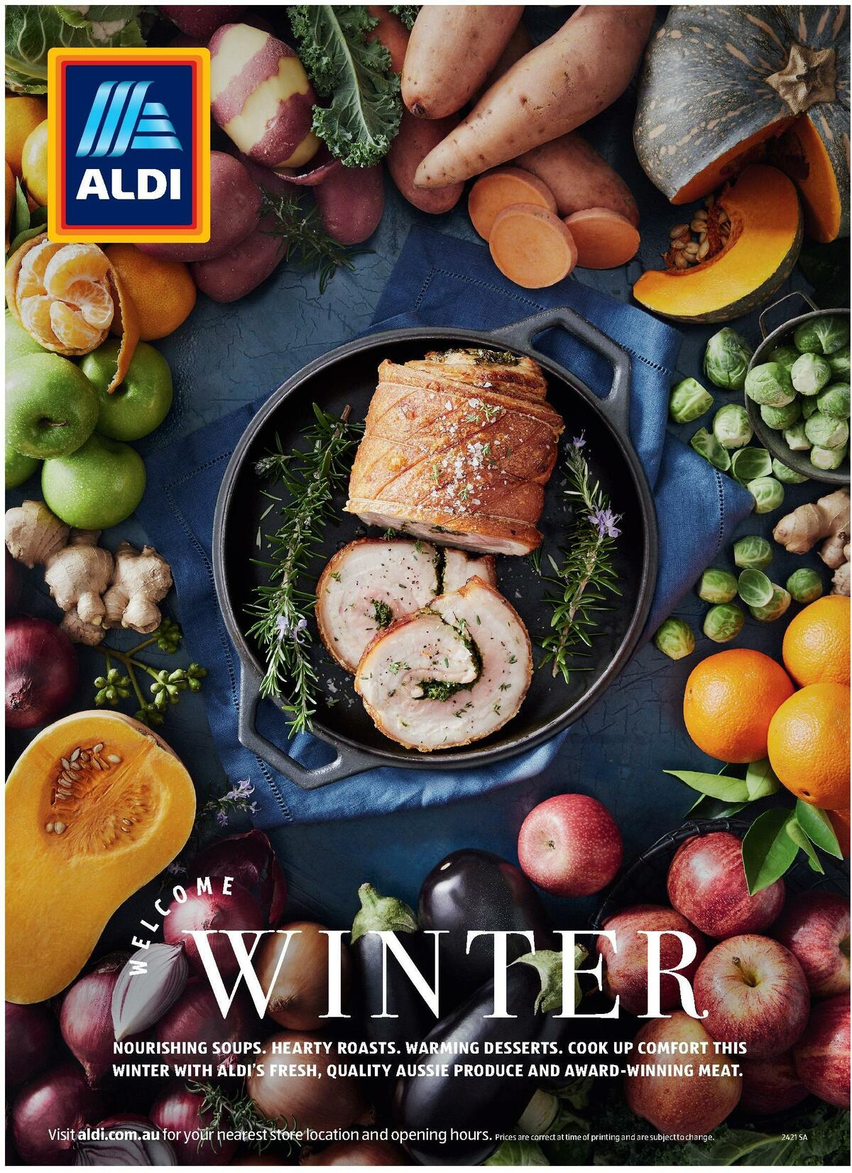 ALDI Catalogues from June 16