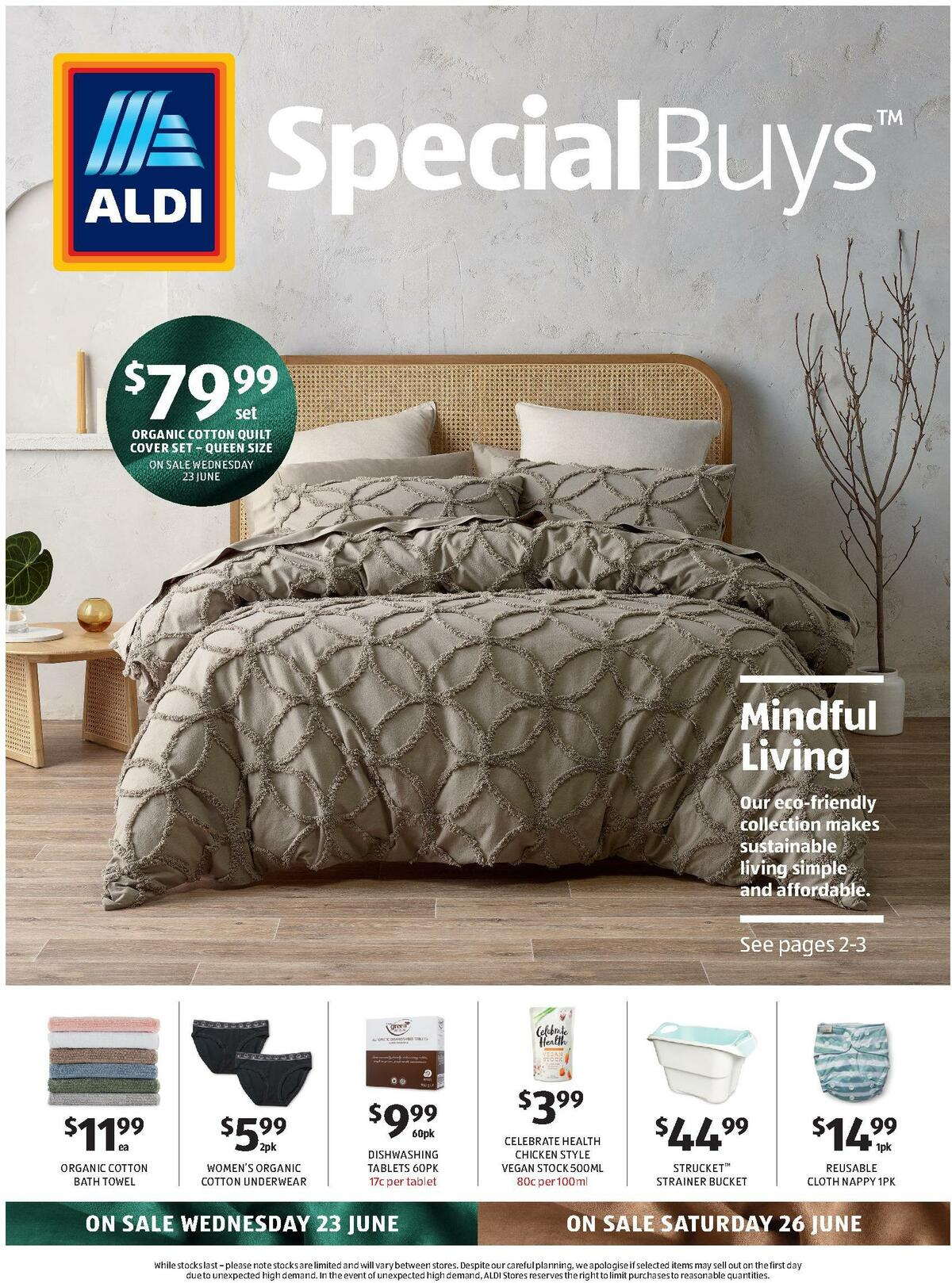 ALDI Catalogues from June 23