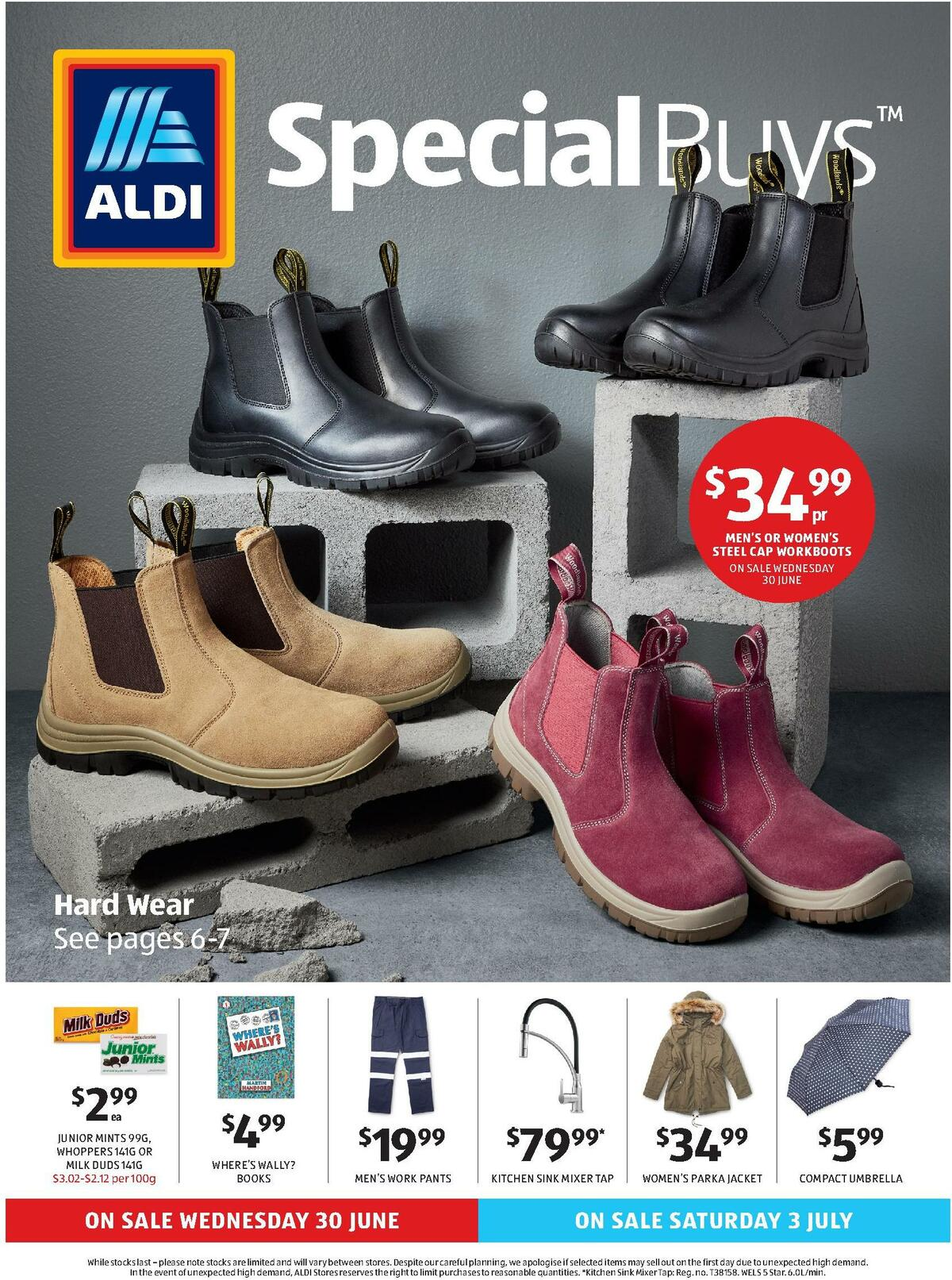 ALDI Catalogues from June 30