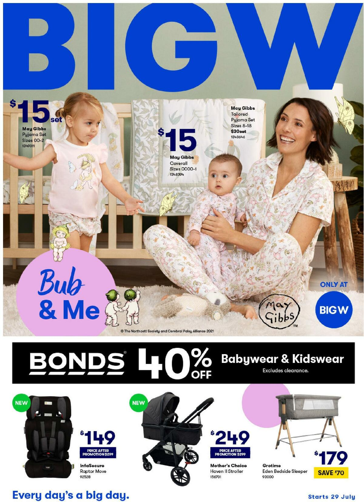Big W Catalogues from July 29