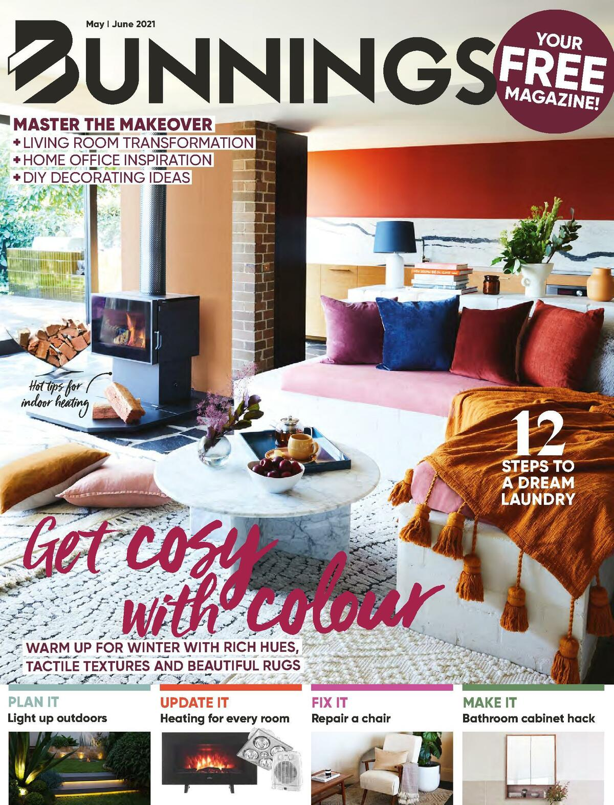 Bunnings Warehouse Catalogues from May 1