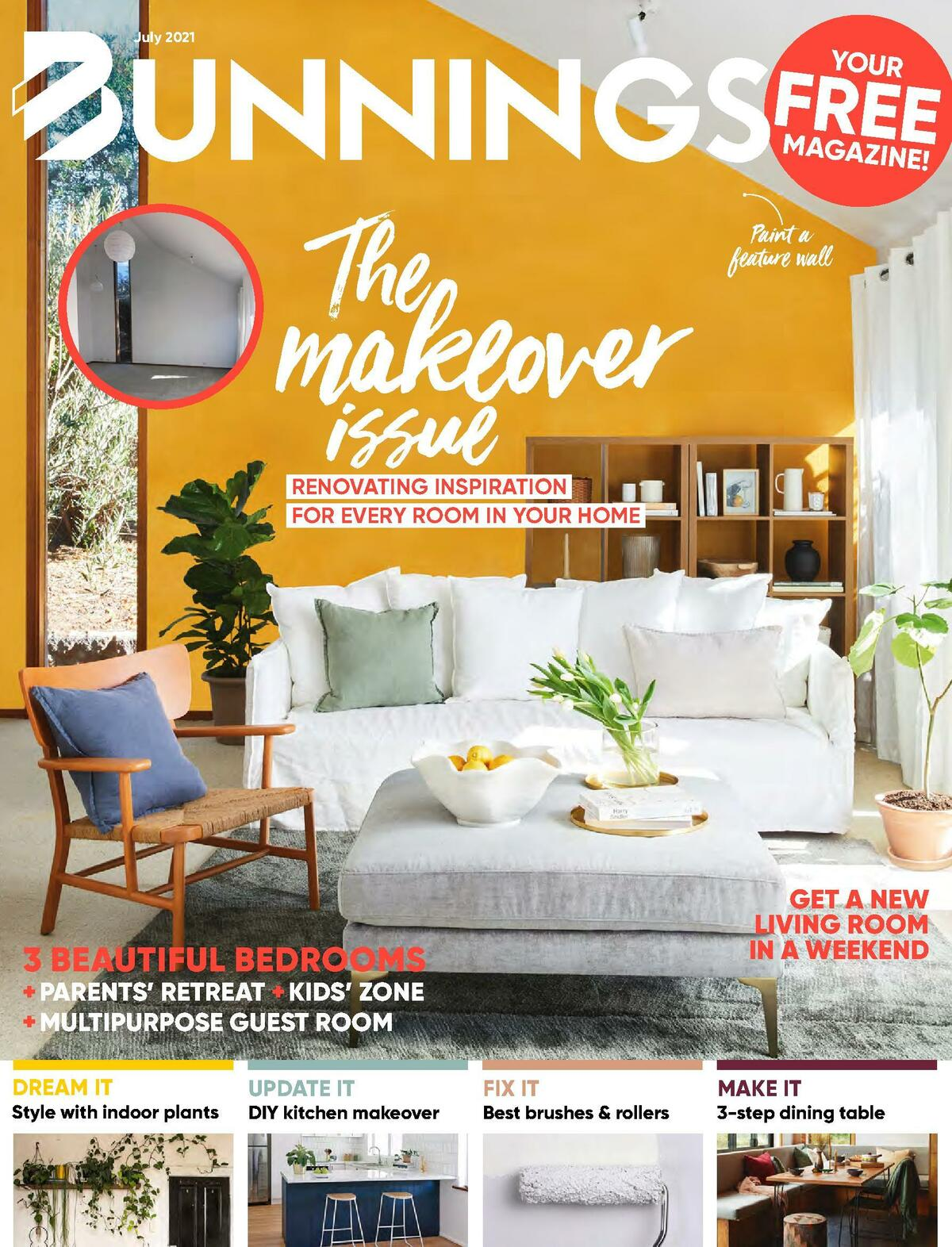 Bunnings Warehouse Catalogues from July 1
