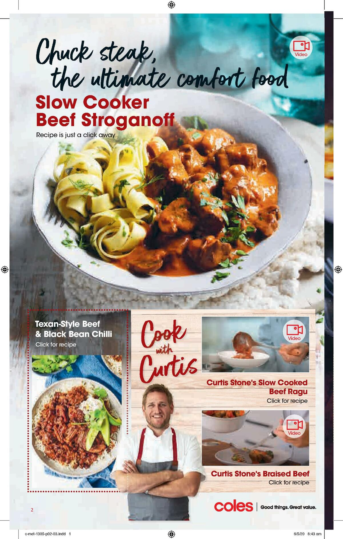 Coles Catalogues from May 13