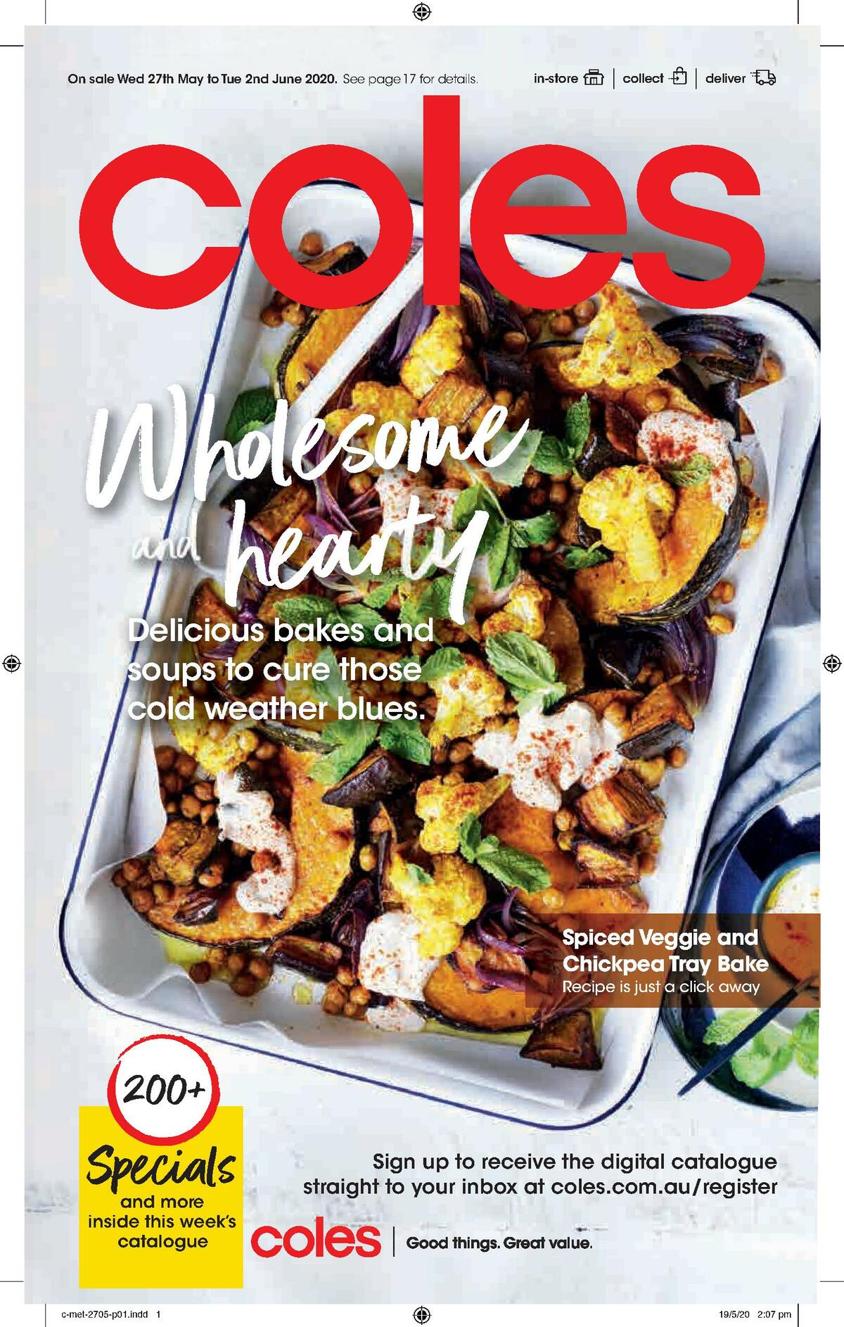 Coles Catalogues from May 27