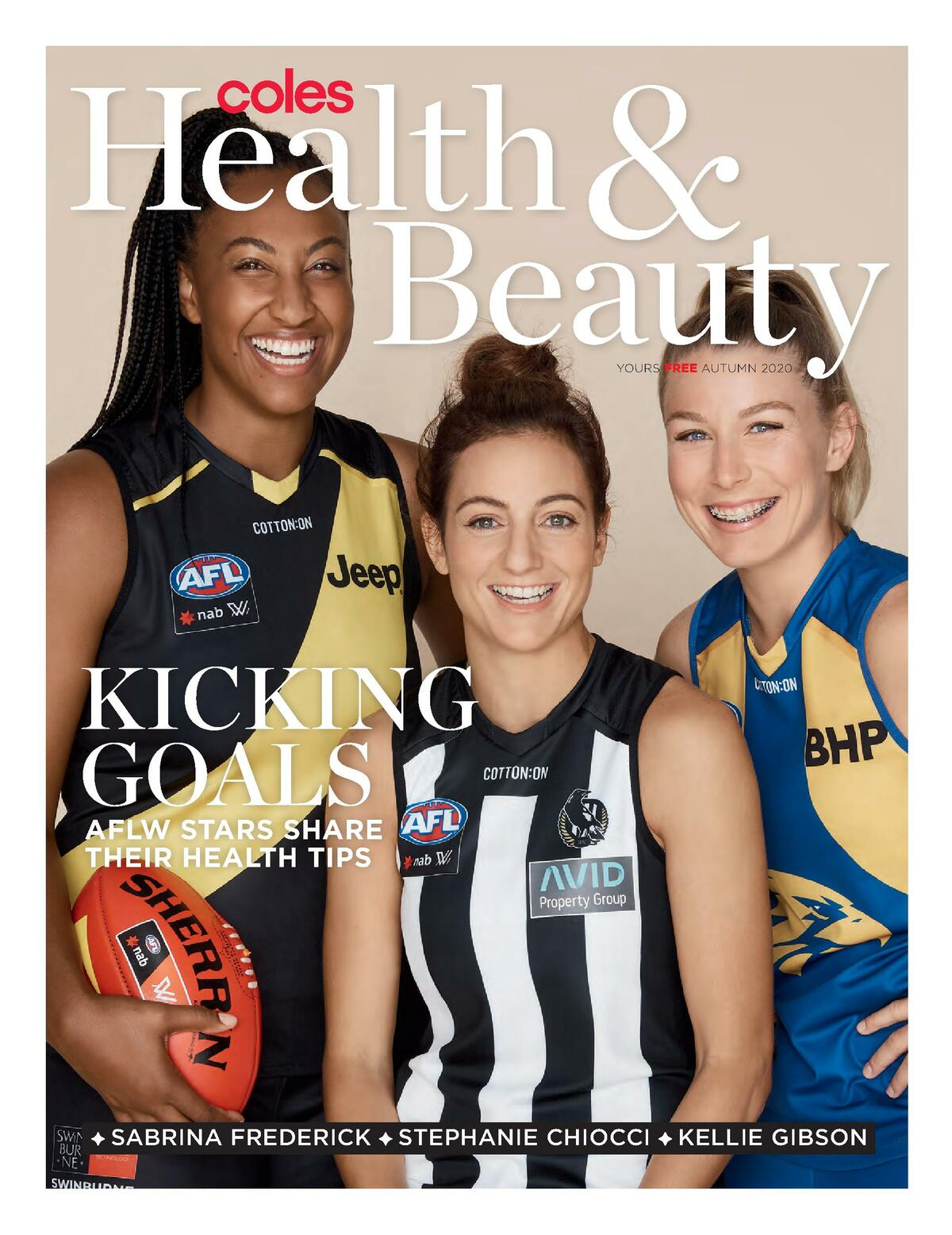 Coles Health and Beauty Magazine Catalogues from May 1