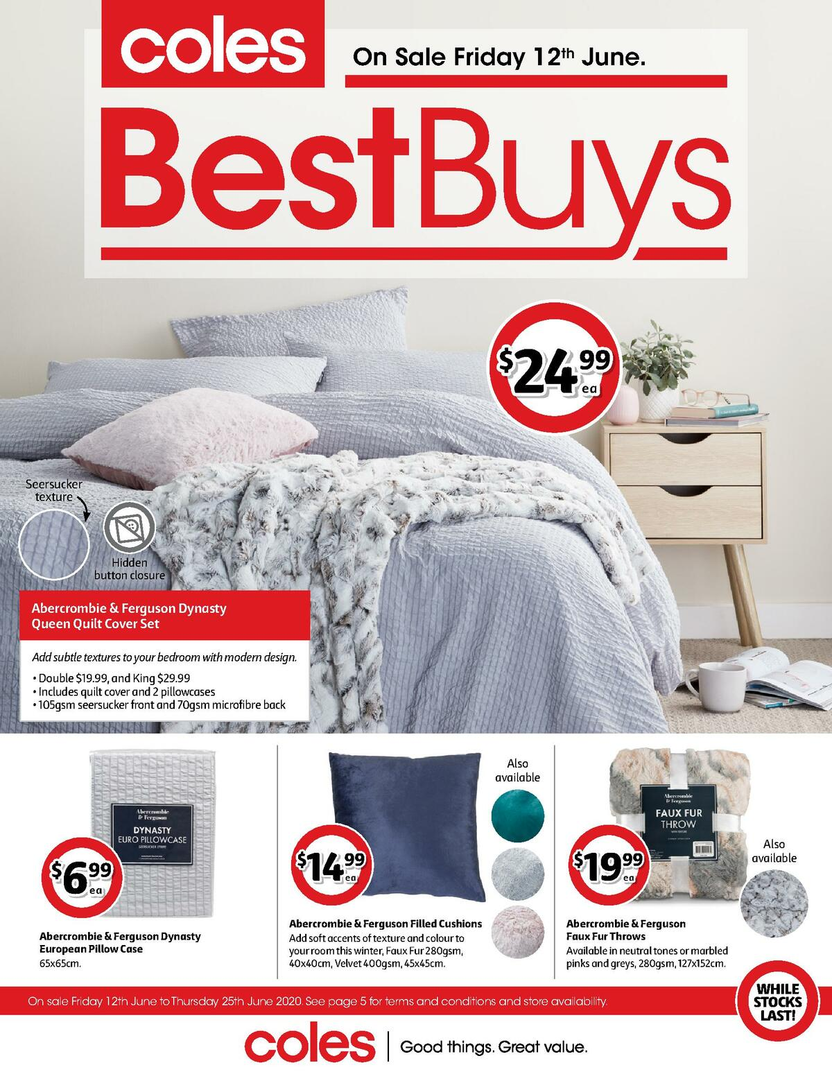 Coles Best Buys Catalogues from June 12