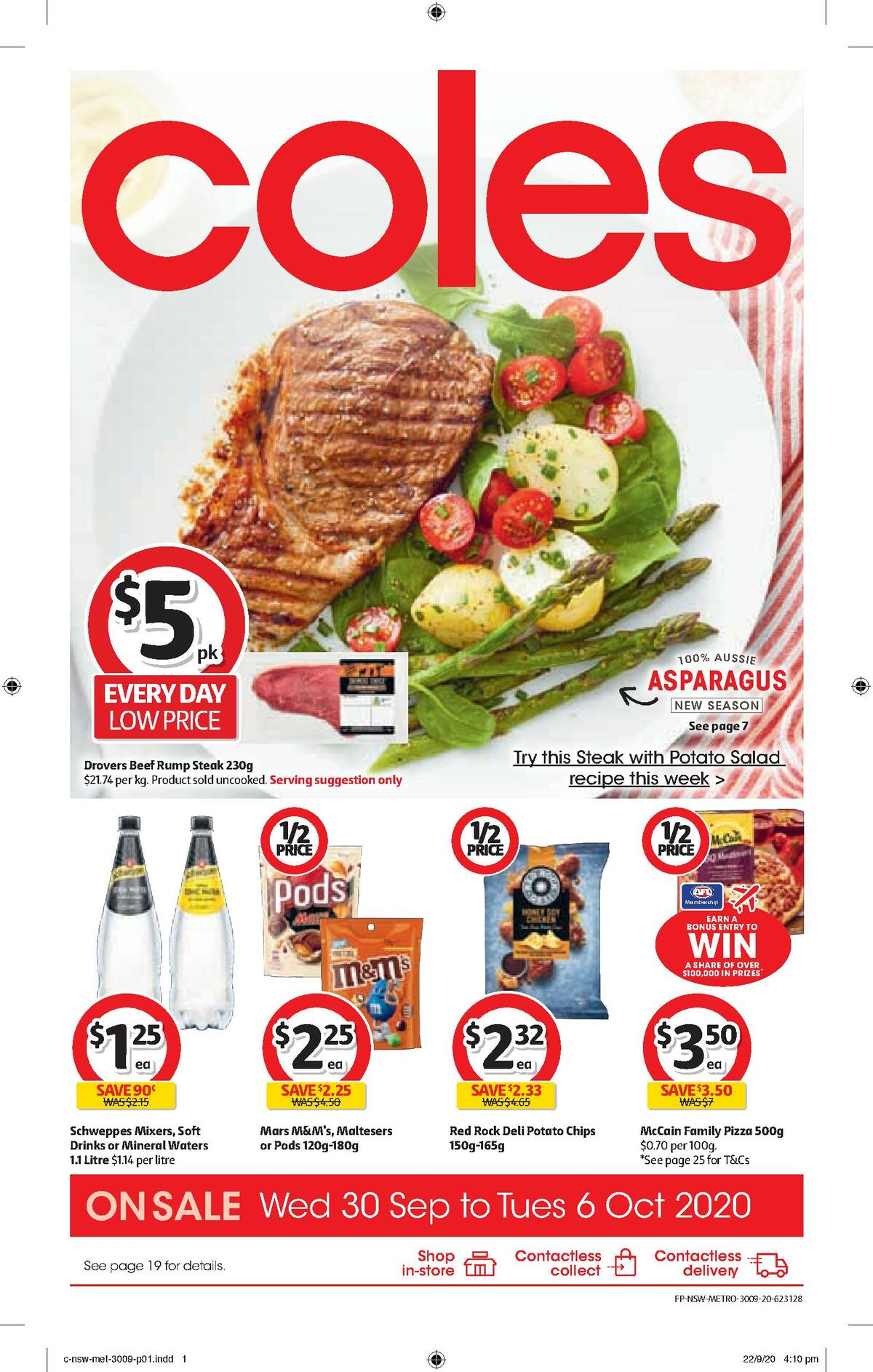 Coles Catalogues from September 30