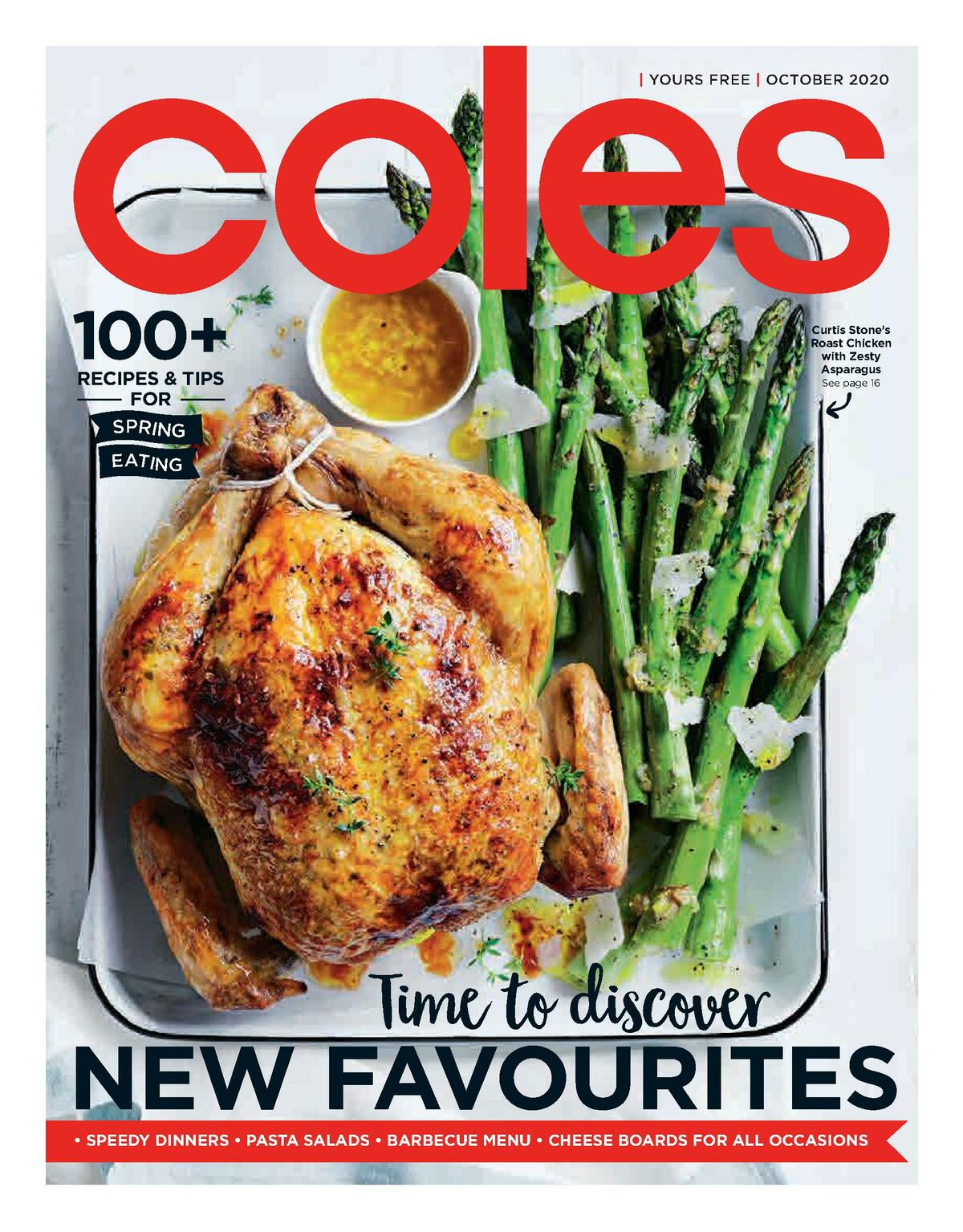 Coles Magazine October Catalogues from October 1