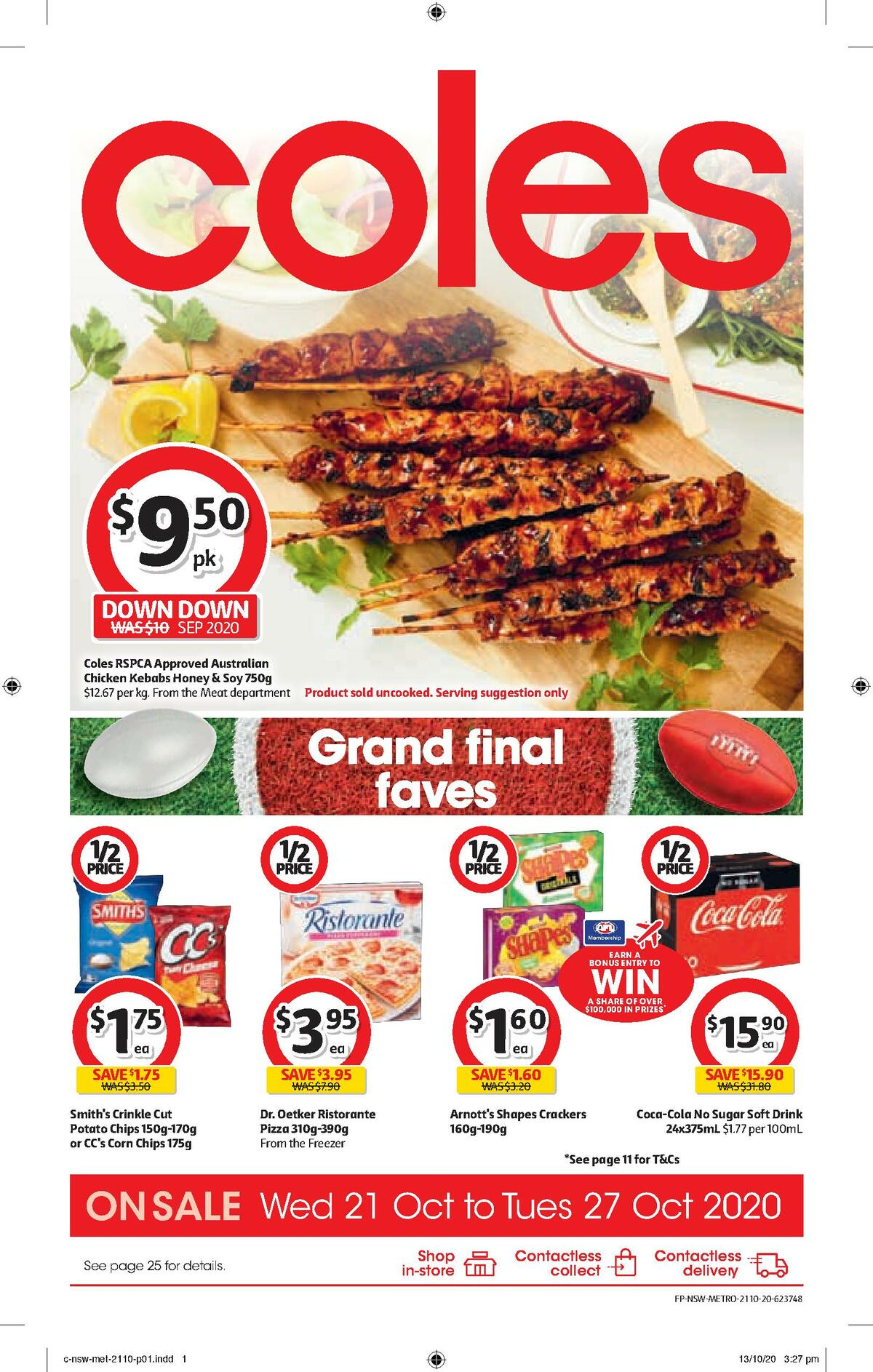 Coles Catalogues from October 21