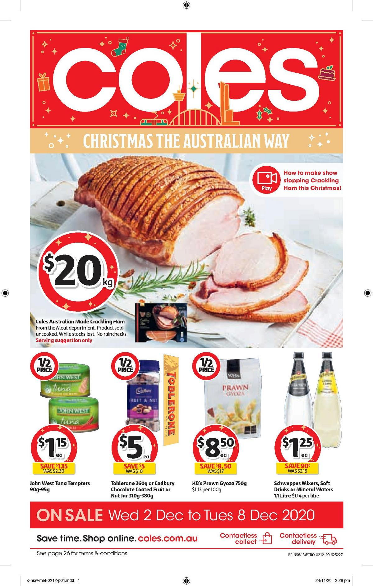 Coles Catalogues from December 2