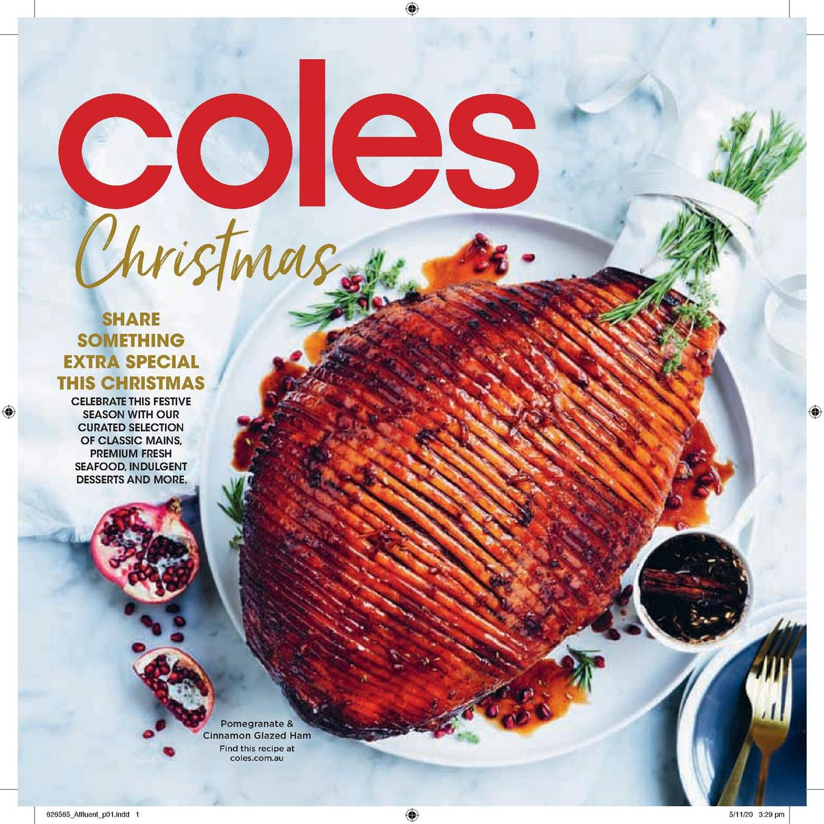 Coles Christmas Catalogues from December 2