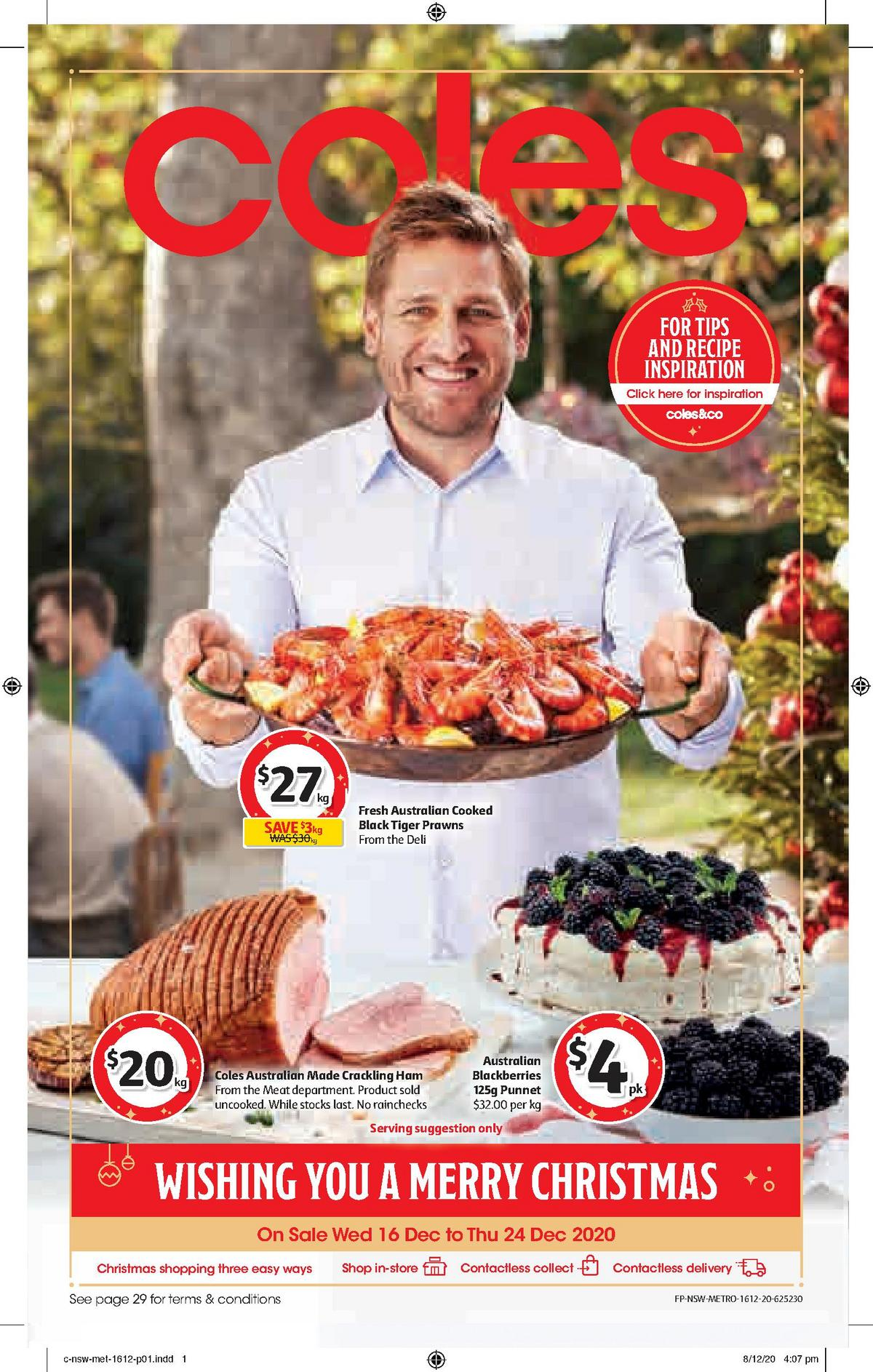 Coles Catalogues from December 16