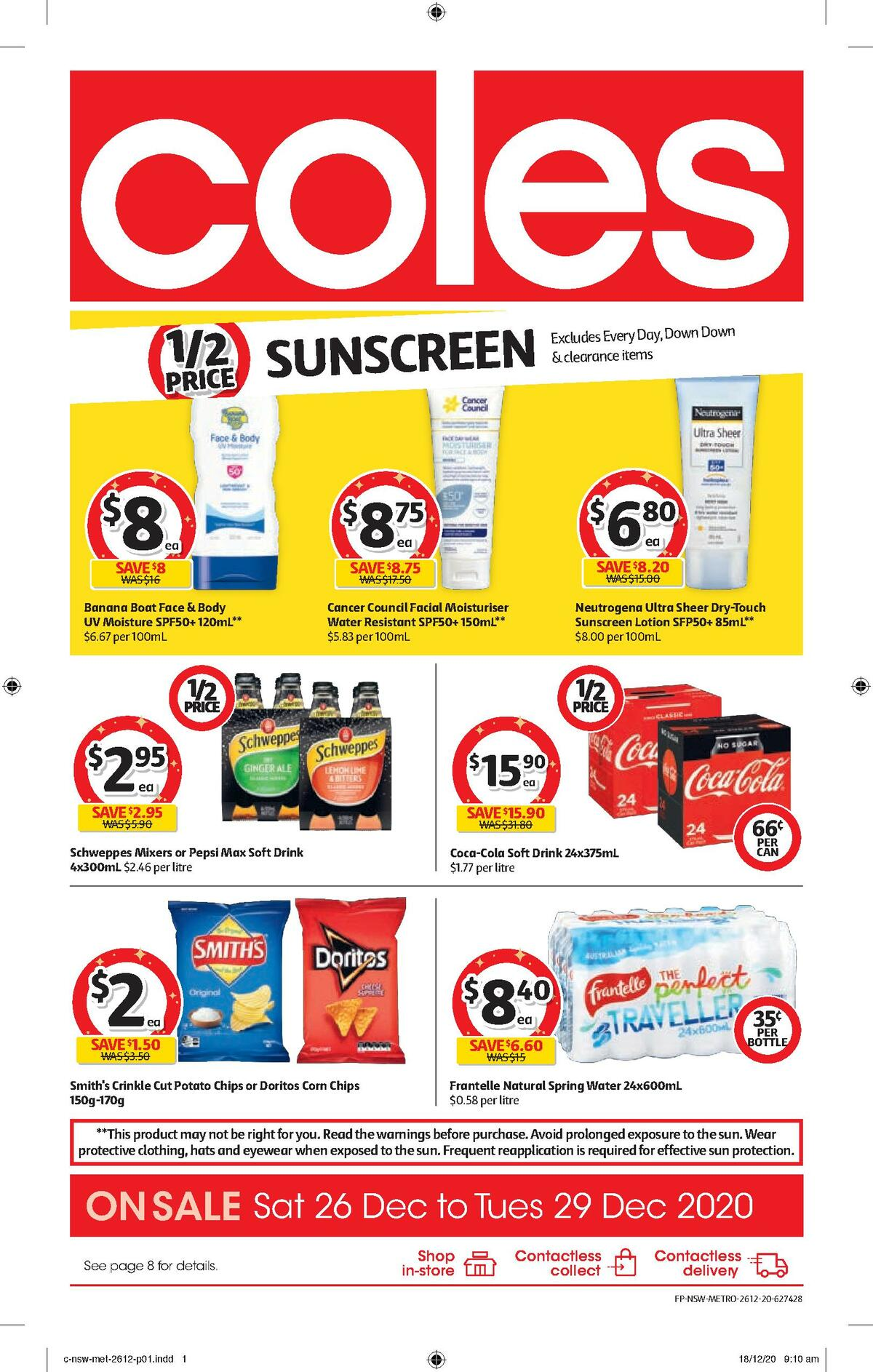 Coles Catalogues from December 26