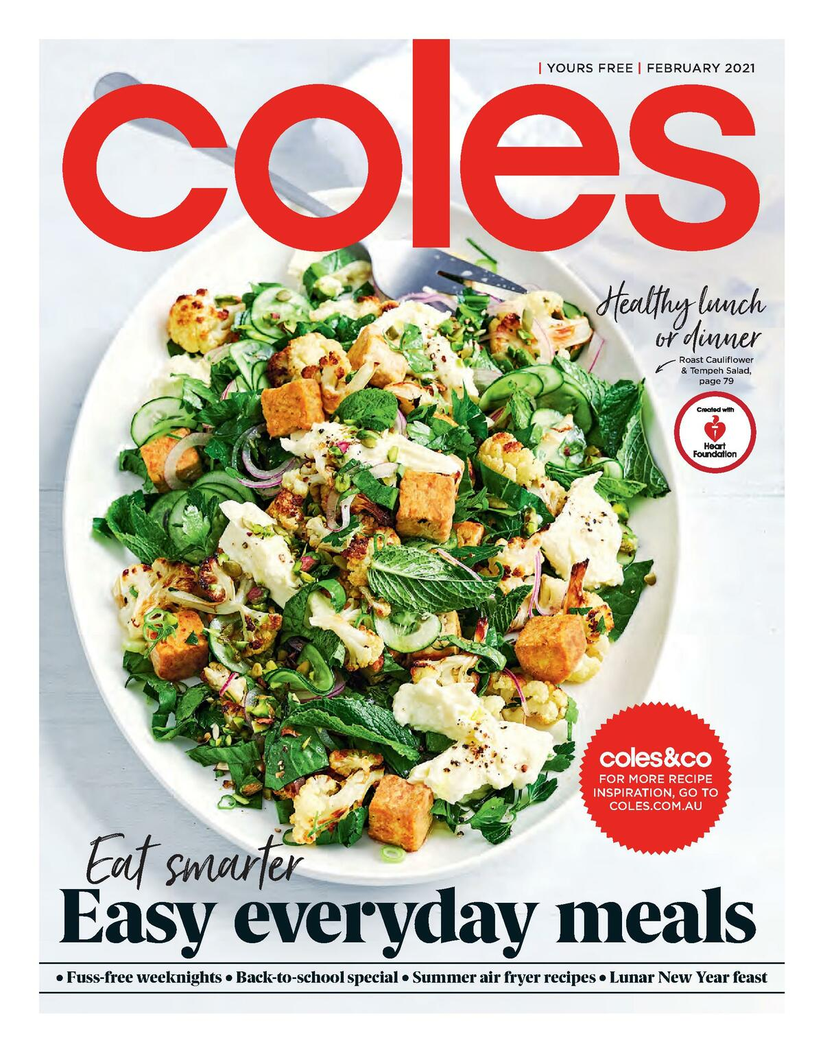 Coles Magazine February Catalogues from February 1