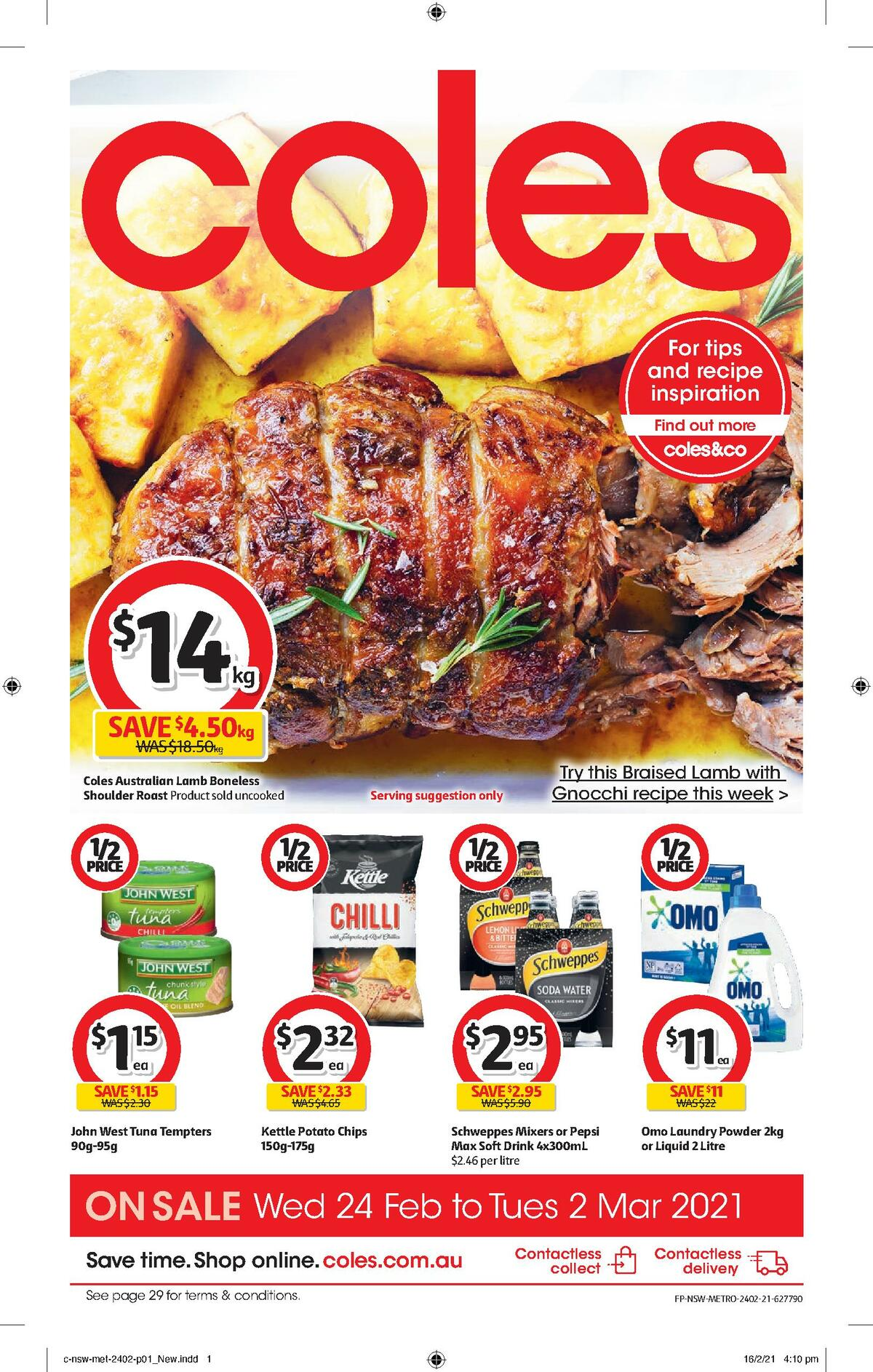 Coles Catalogues from February 24