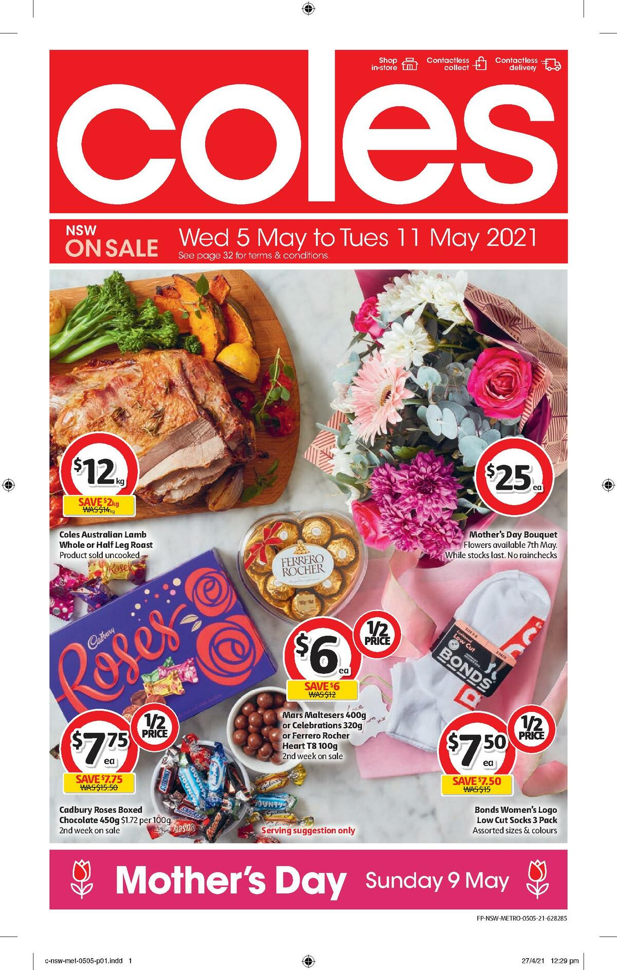 Coles Catalogues from May 5