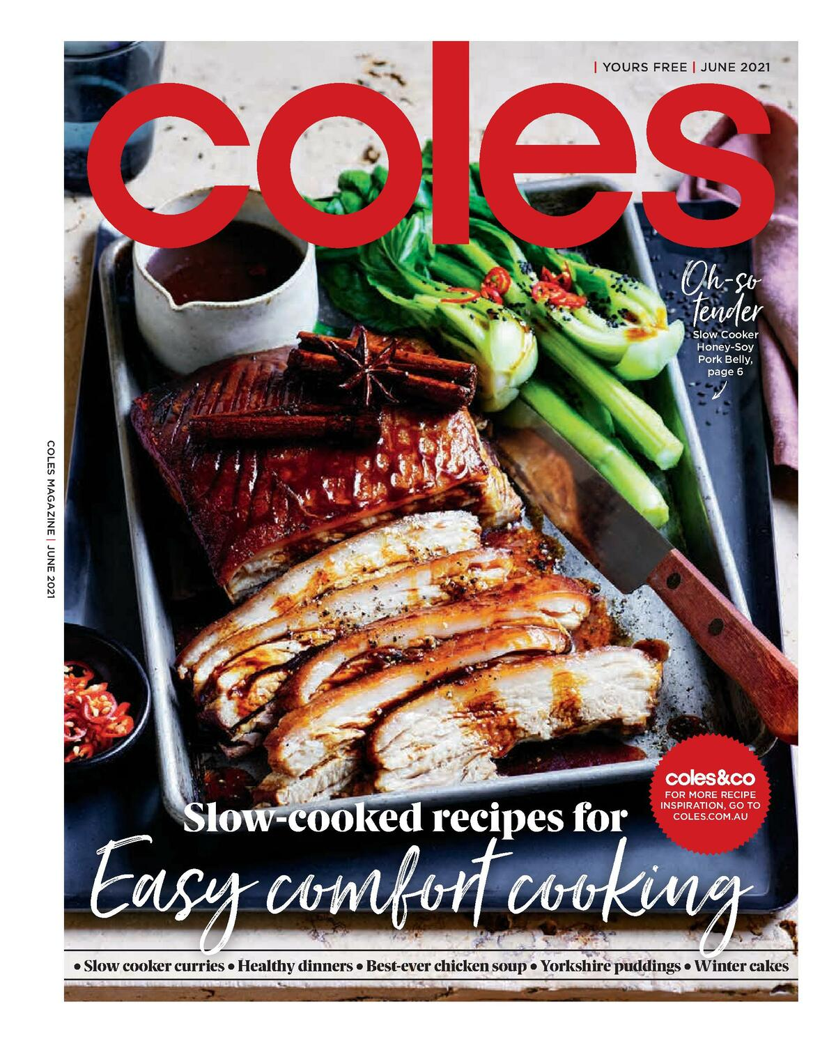 Coles Magazine June Catalogues from June 1