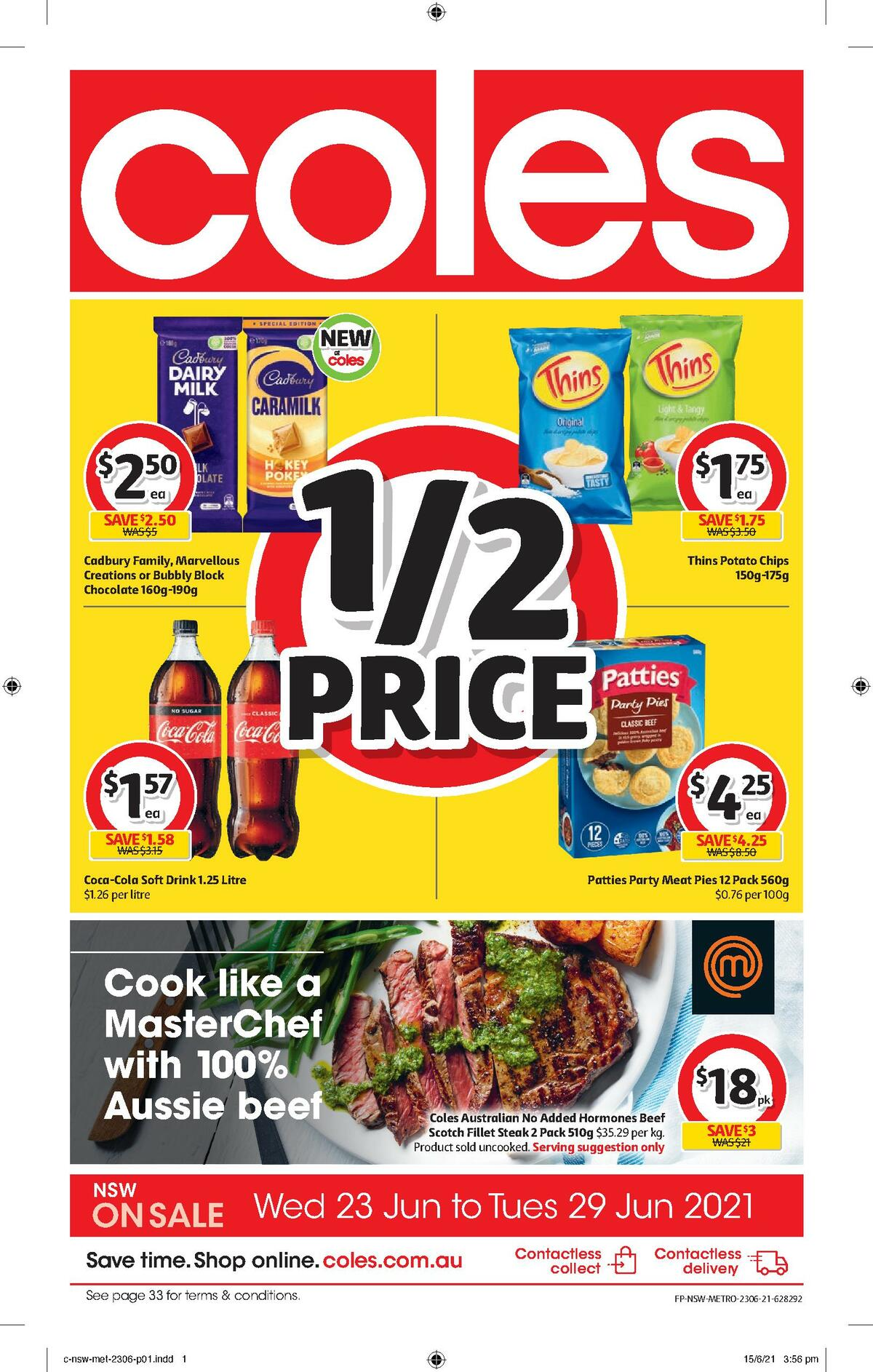 Coles Catalogues from June 23