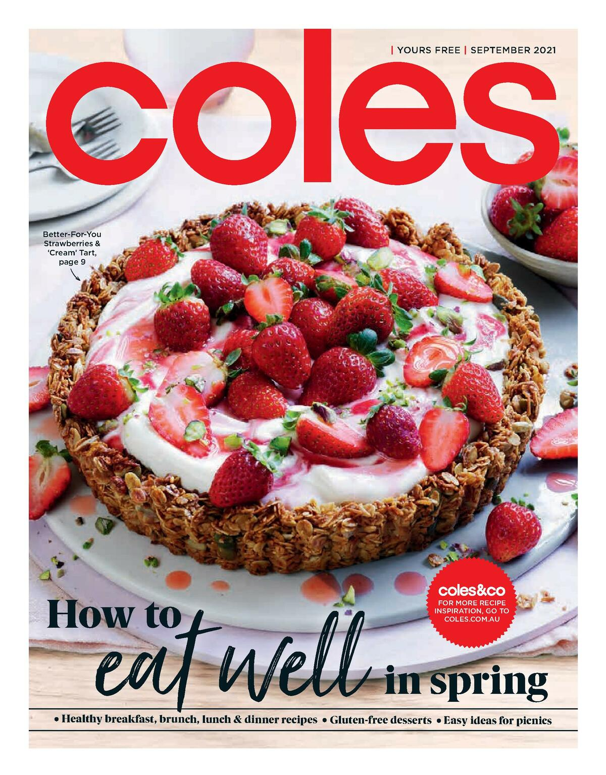 Coles Magazine September Catalogues from September 1