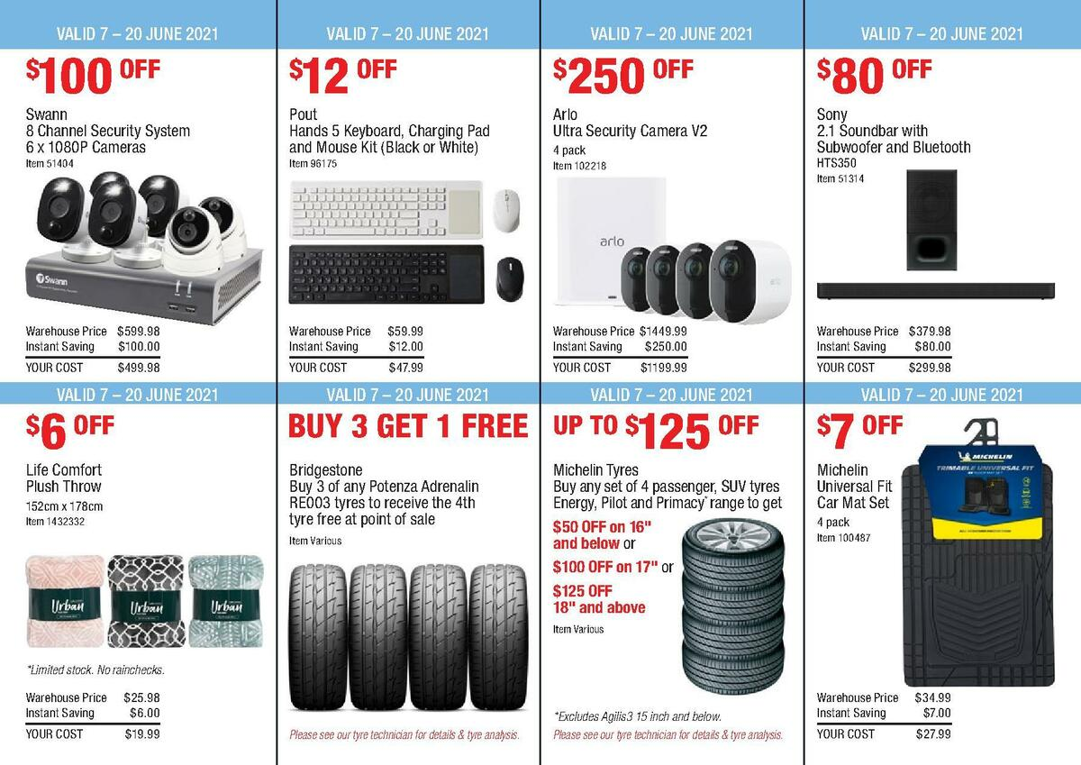 Costco Catalogues from June 7