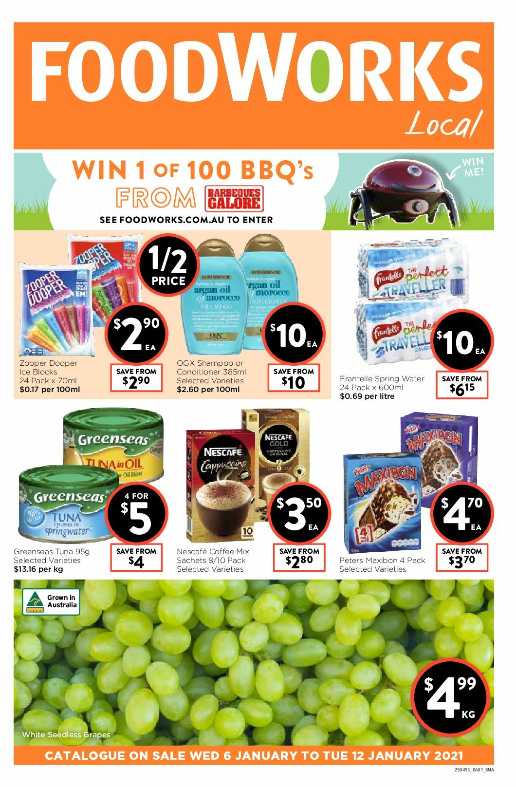 FoodWorks Catalogues from April 6