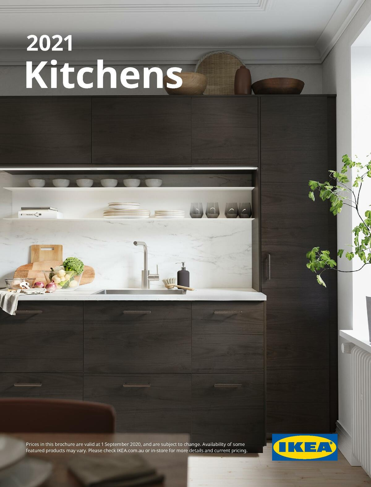 IKEA Kitchens Brochure Catalogues from September 1