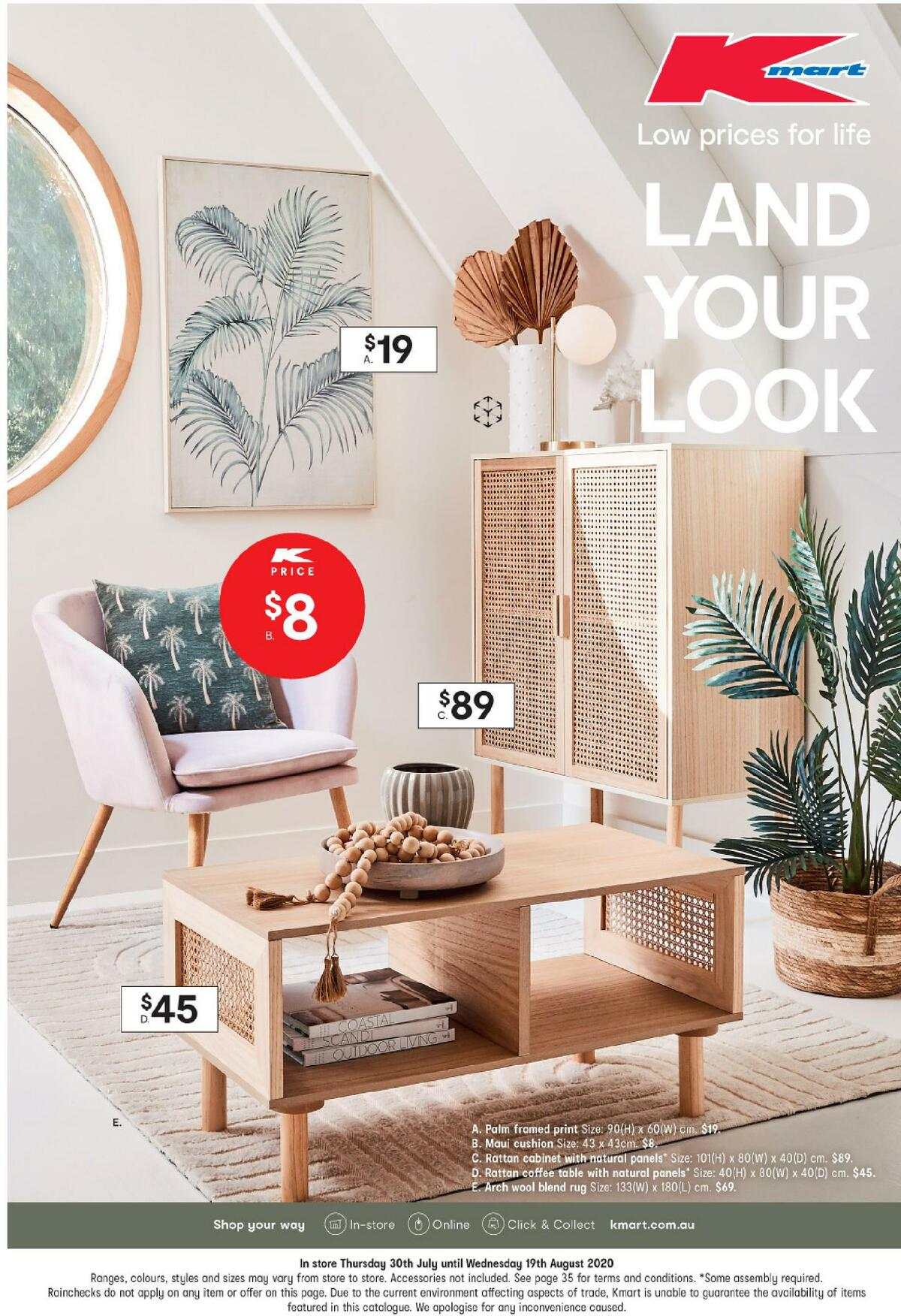 Kmart Catalogues from July 30